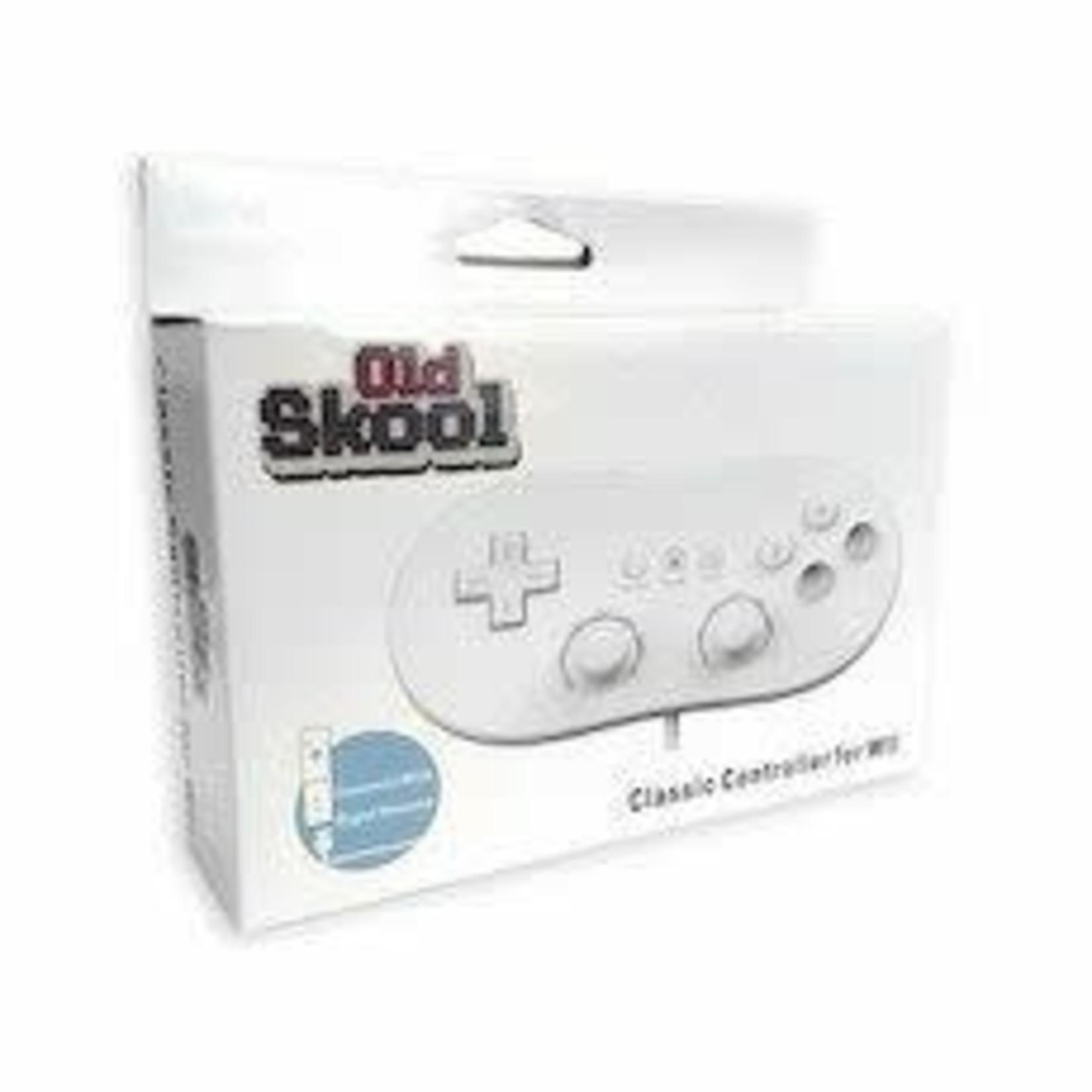 Old skool Wii classic controller