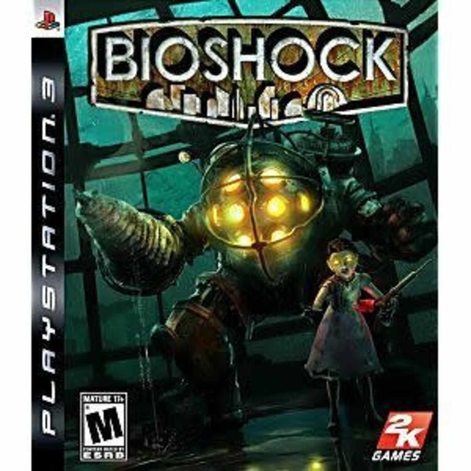 PS3U-Bioshock