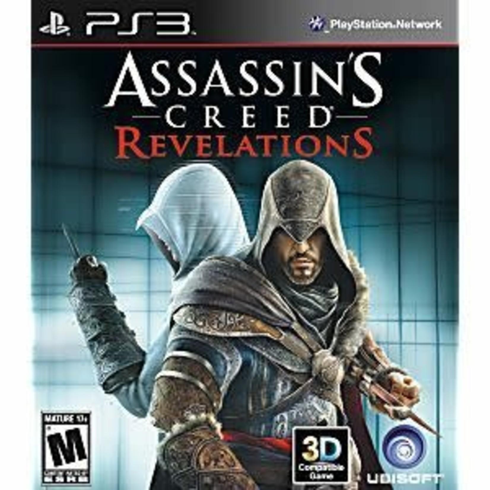 PS3U-Assassin's Creed Revelations