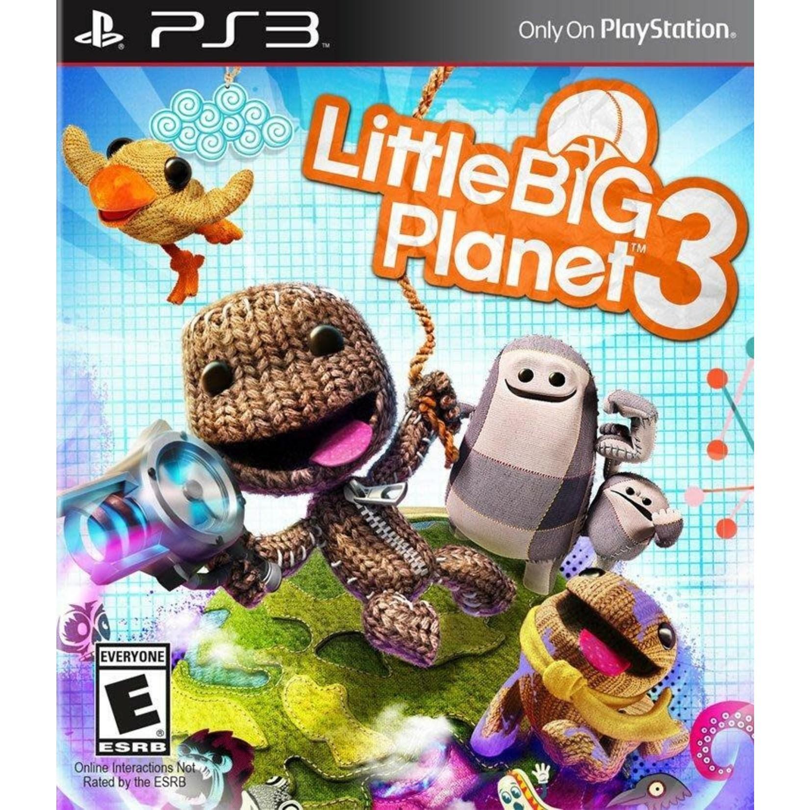 PS3U-LittleBigPlanet 3