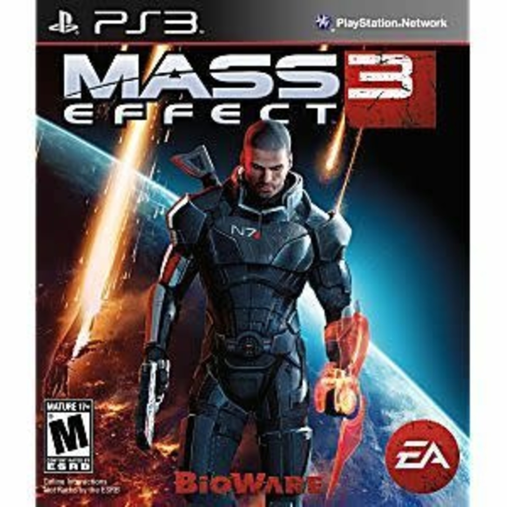 PS3U-Mass Effect 3