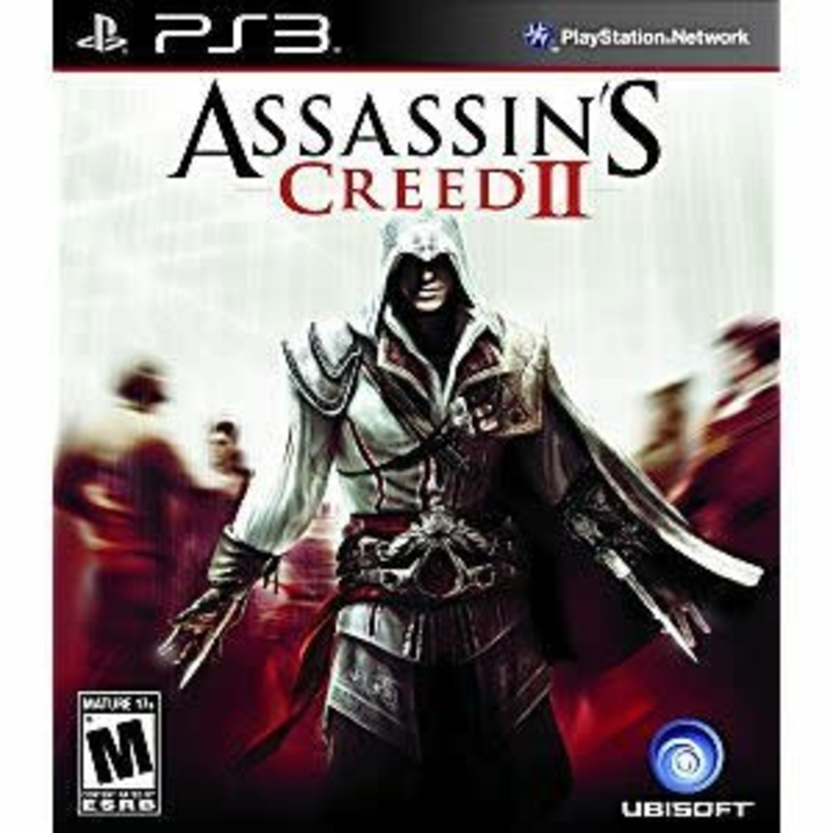 PS3U-Assassin's Creed 2