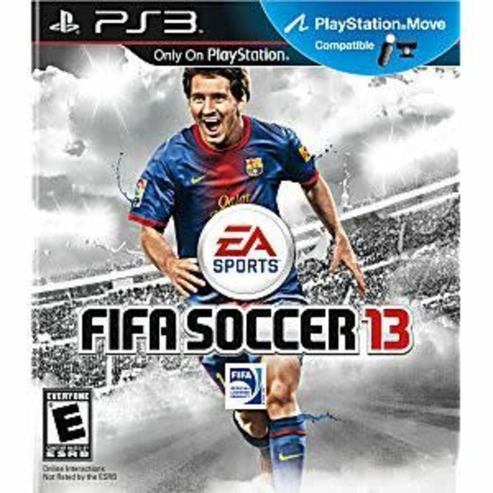 PS3U-FIFA Soccer 2013