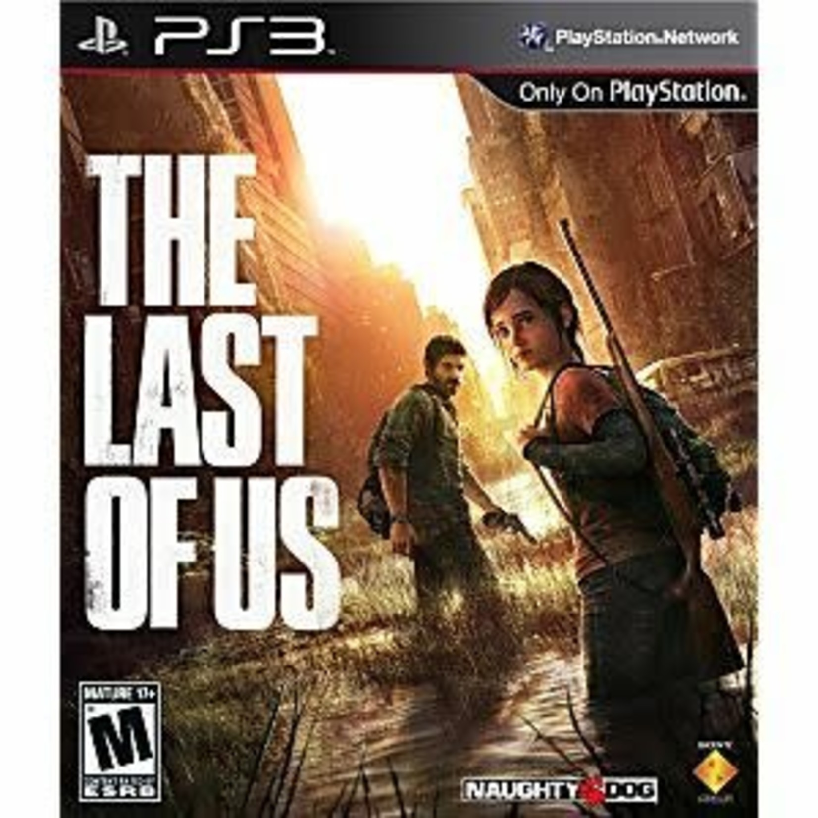 PS3U-The Last of Us
