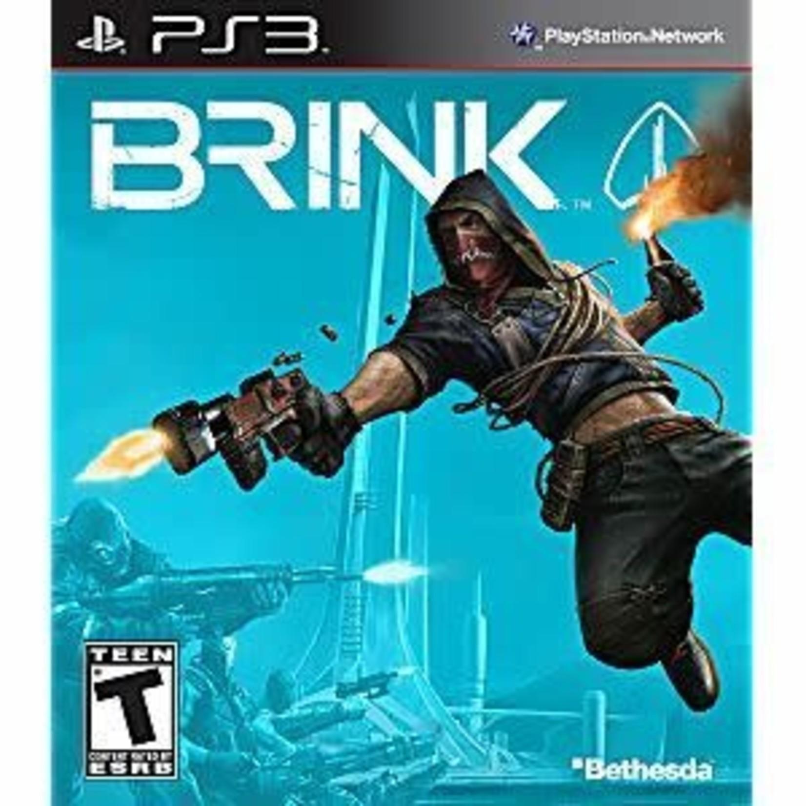 PS3U-Brink