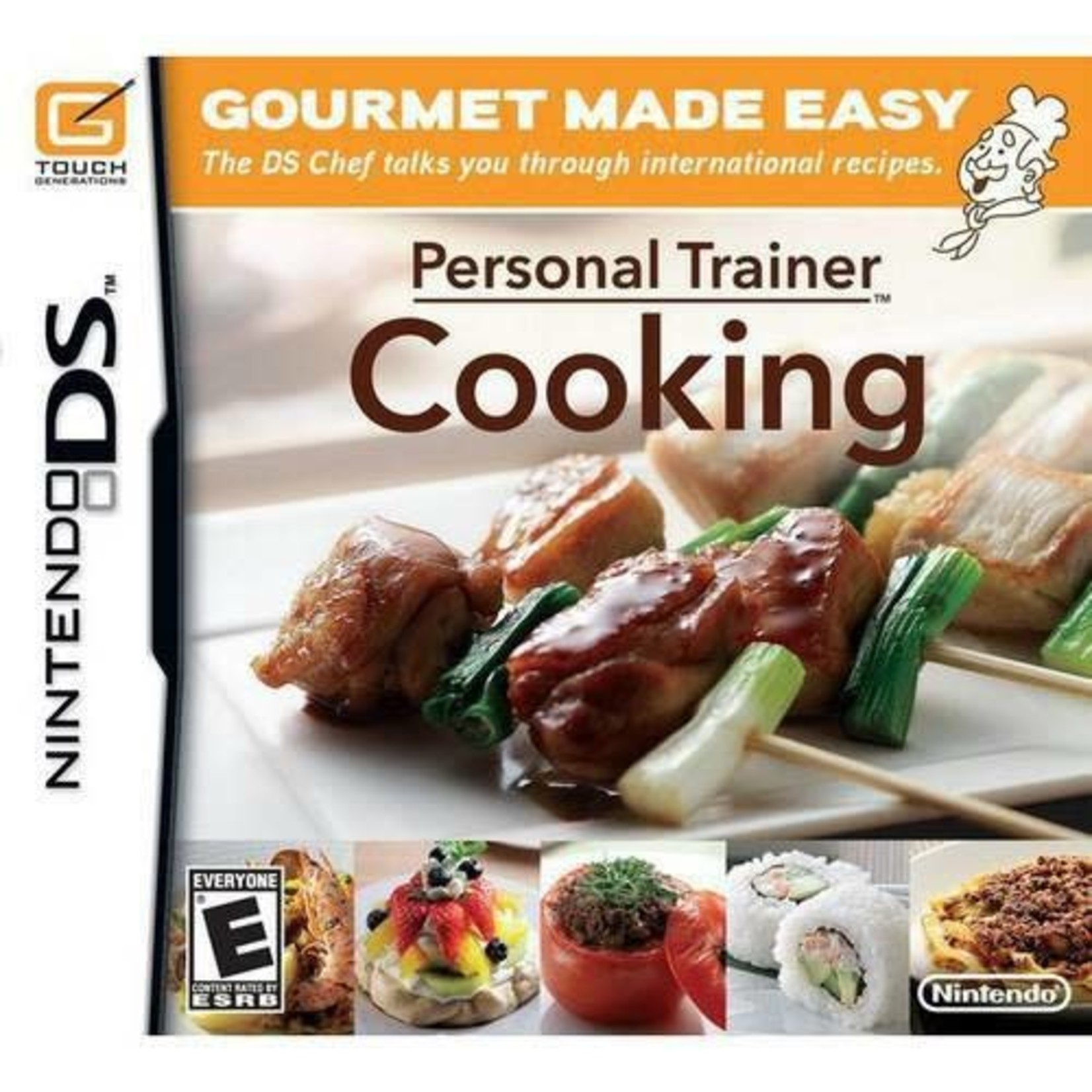 DSU-PERSONAL TRAINER COOKING