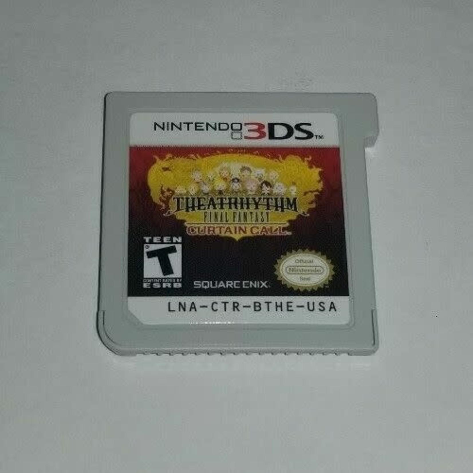 3dsu-Theatre Rythm Final Fantasy Curtain Call (cartridge)
