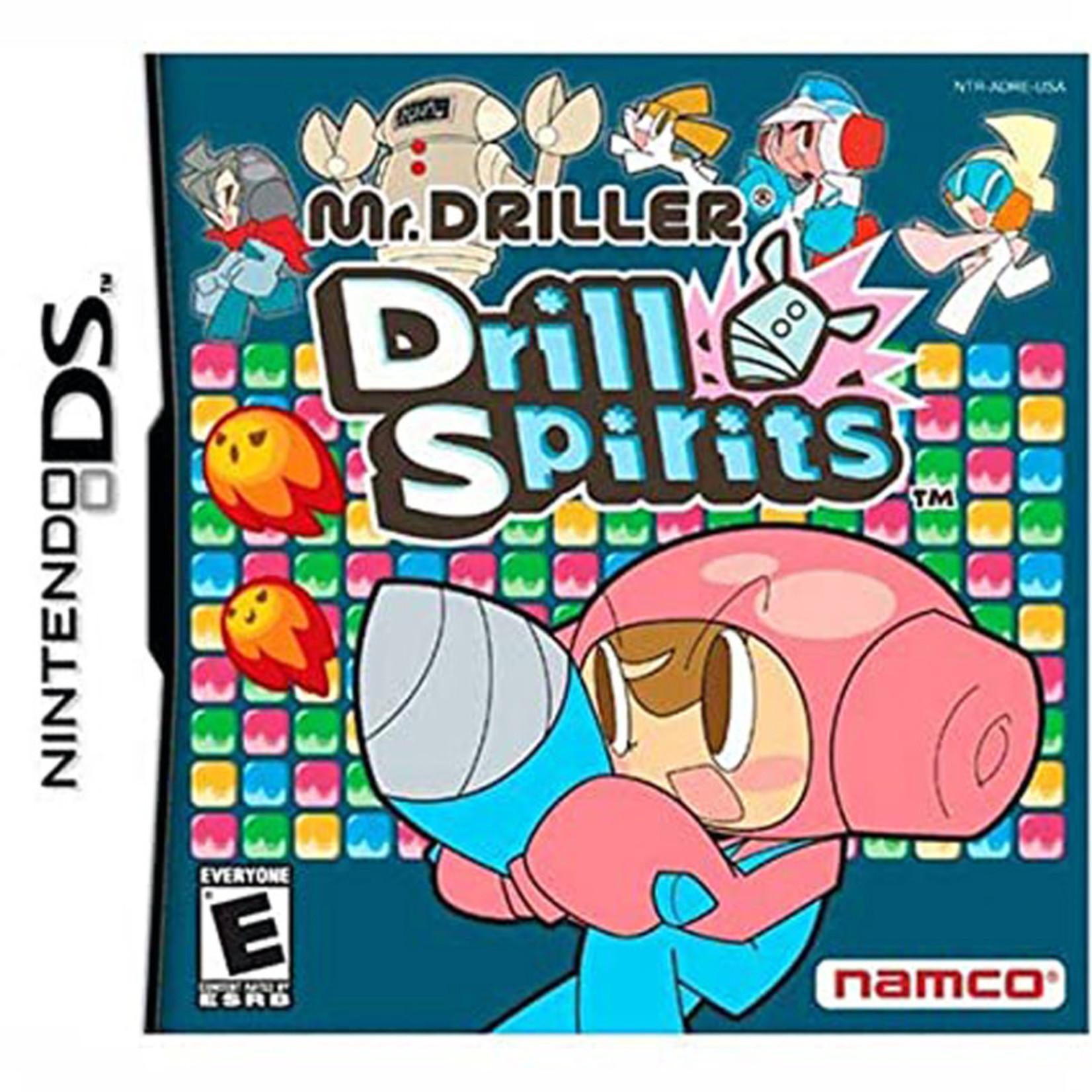 DSu-Mr.Driller Drill Spirits (chip only)