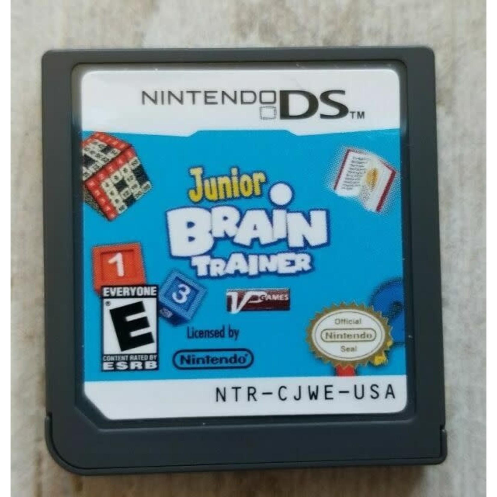 dsu-Junior Brain Trainer (cartridge)