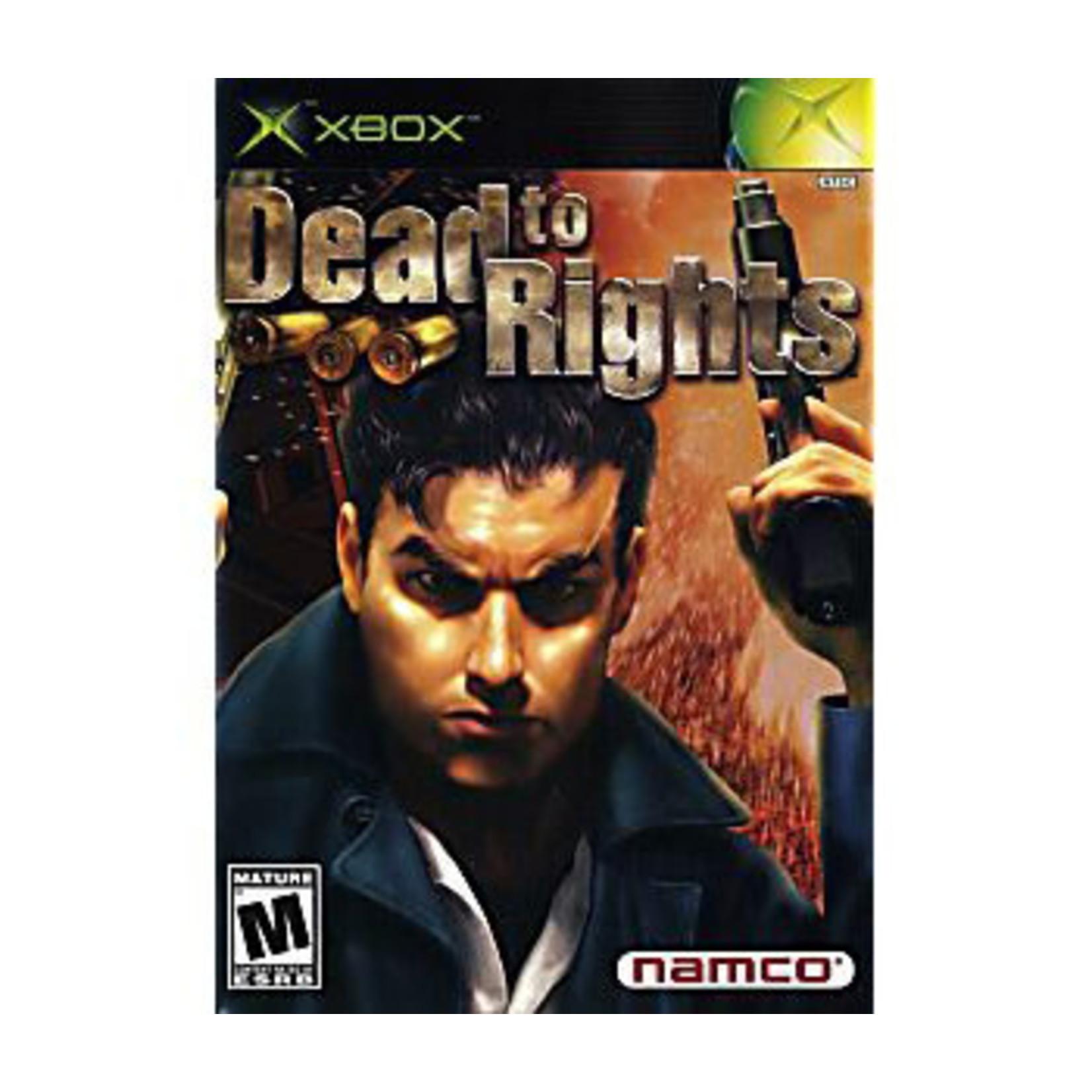XBU-DEAD TO RIGHTS