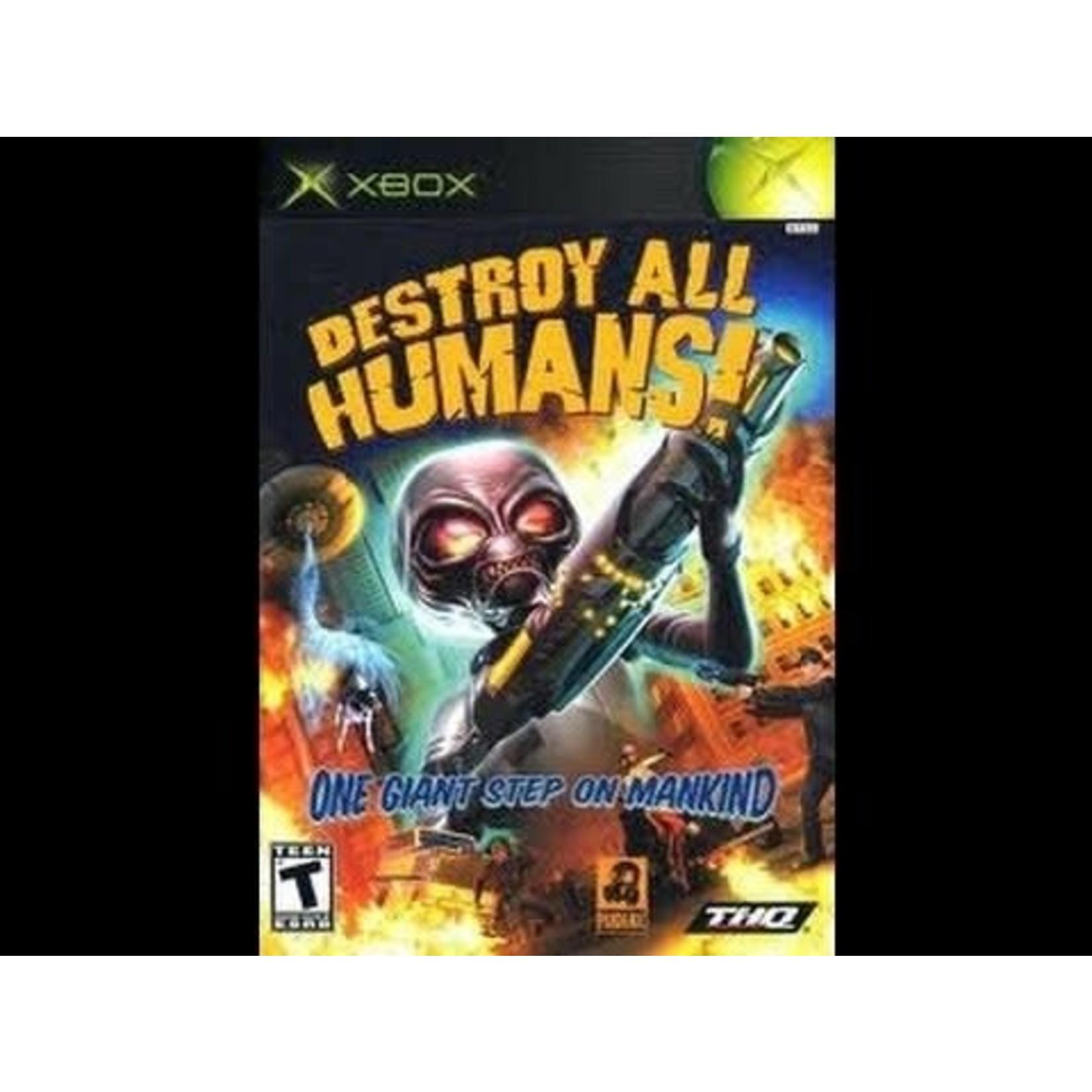 xbu-Destroy All Humans