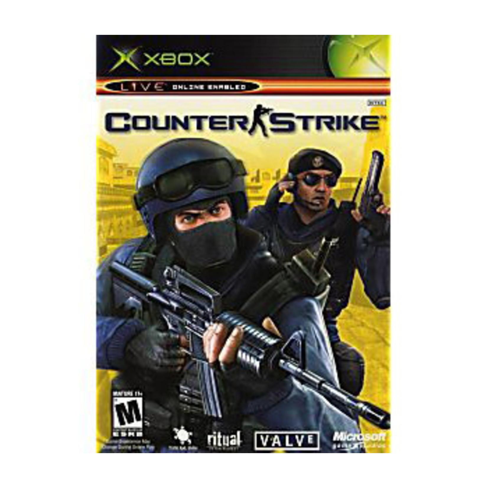 xb-counter strike