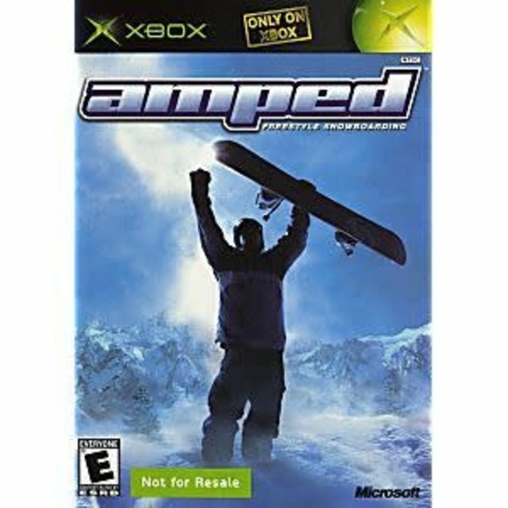 XBU-Amped: Freestyle Snowboarding