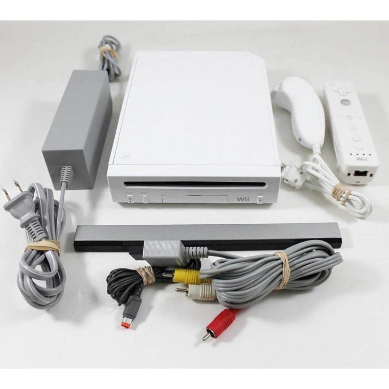 SYSTEM-USED WII