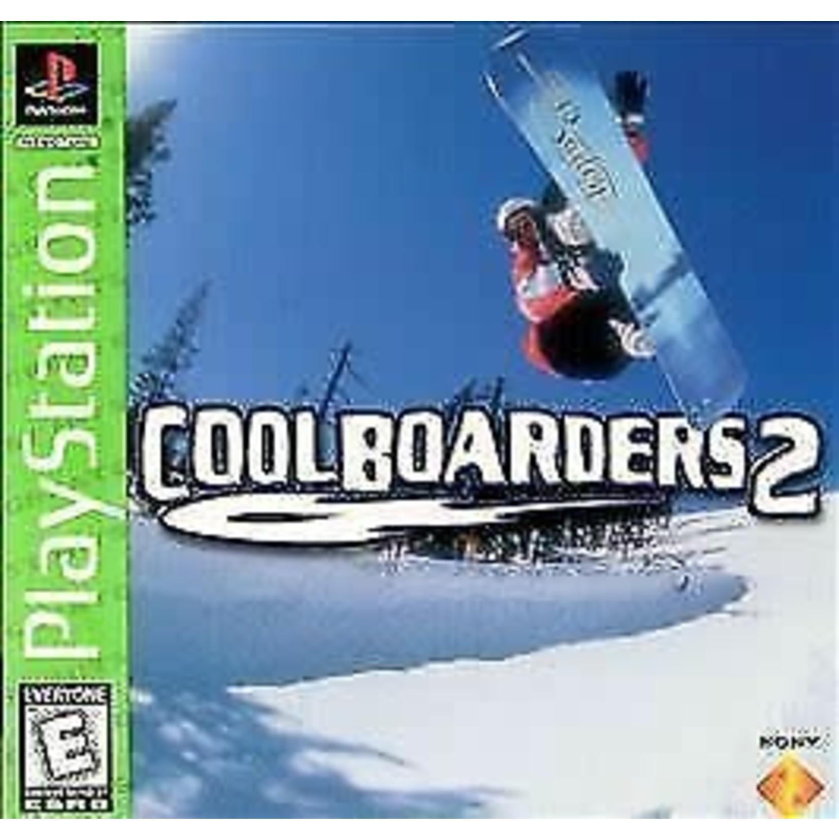 PS1U-Cool Boarders 2