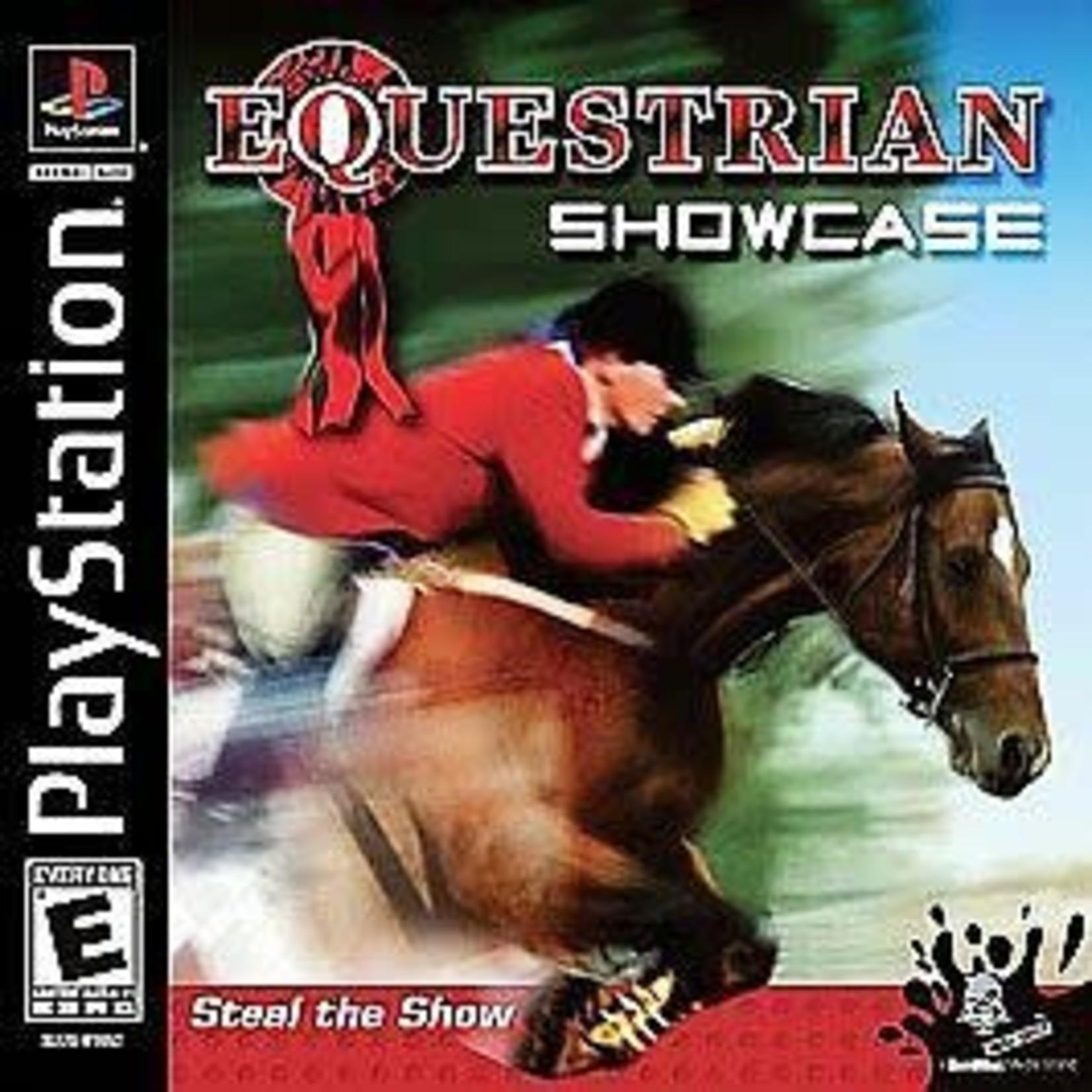 ps1u-Equestrian Showcase
