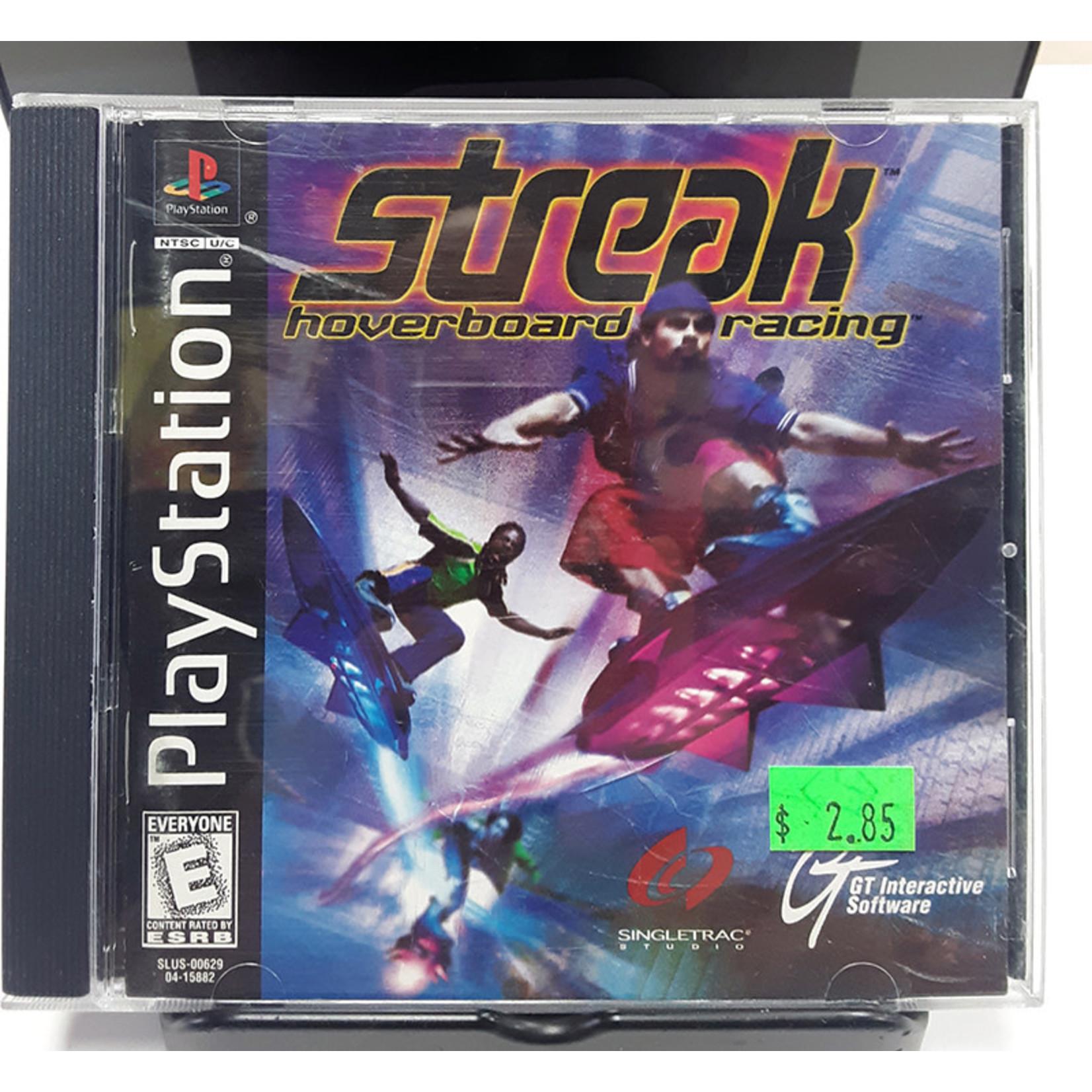 ps1u-streak hoverboard racing