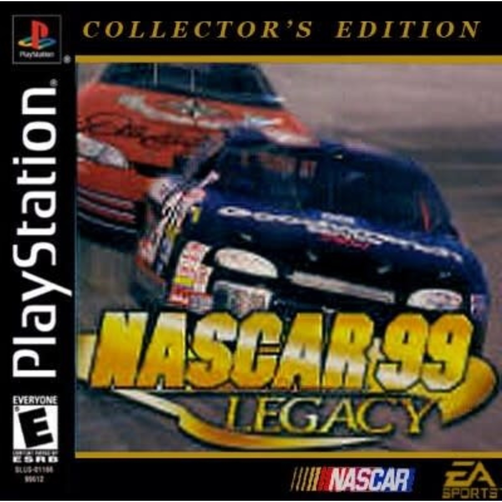 PS1U-NASCAR 99 Legacy