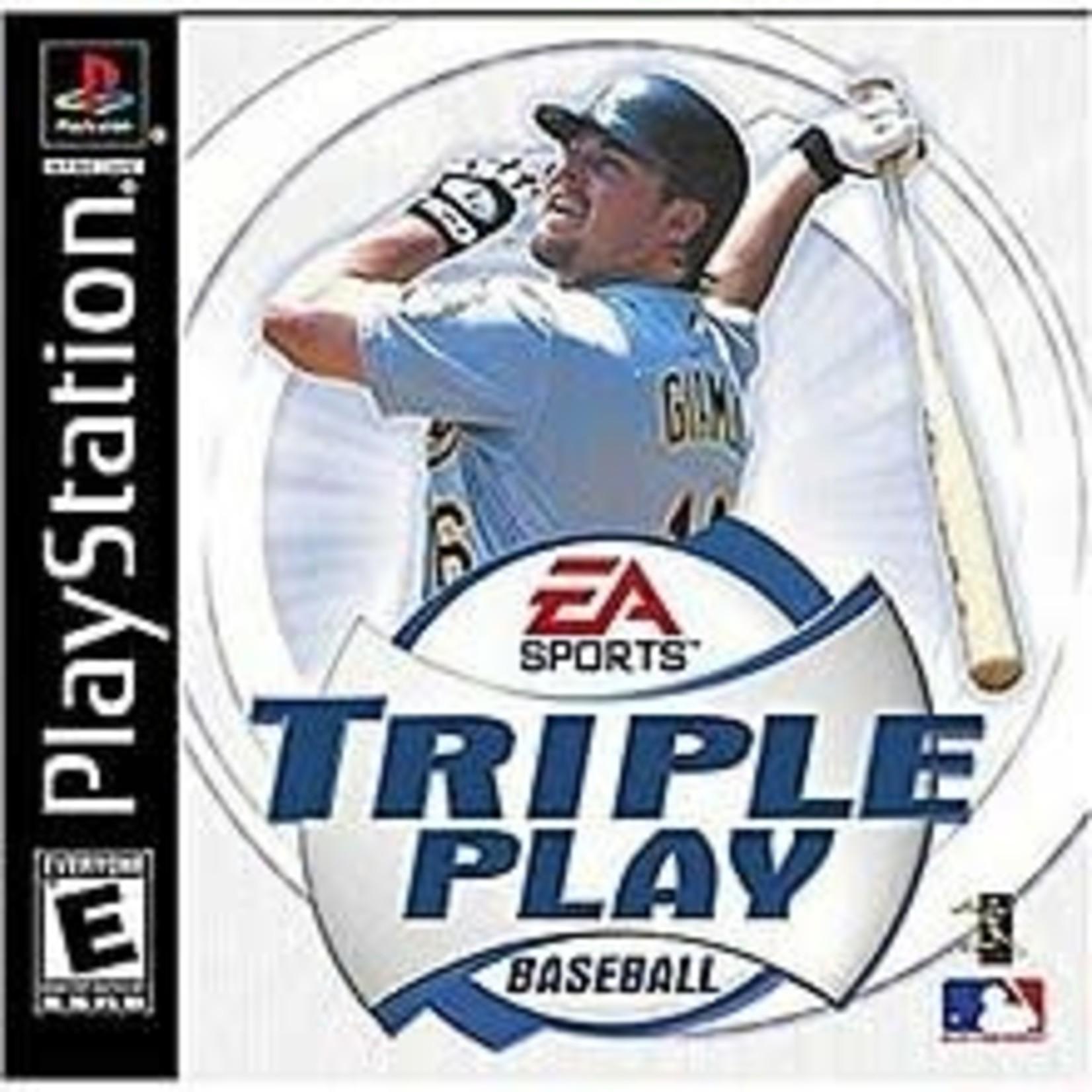 ps1u-Triple Play Baseball