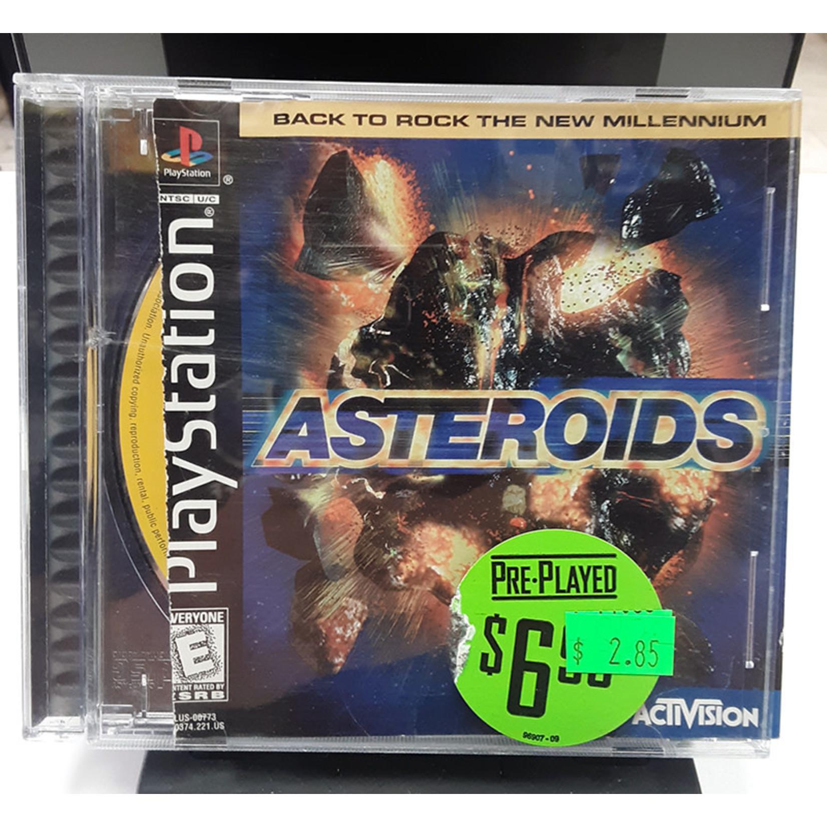 ps1u-Asteroids