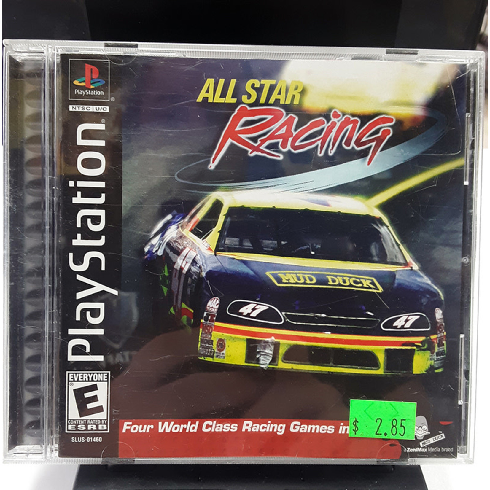 ps1u-All Star Racing