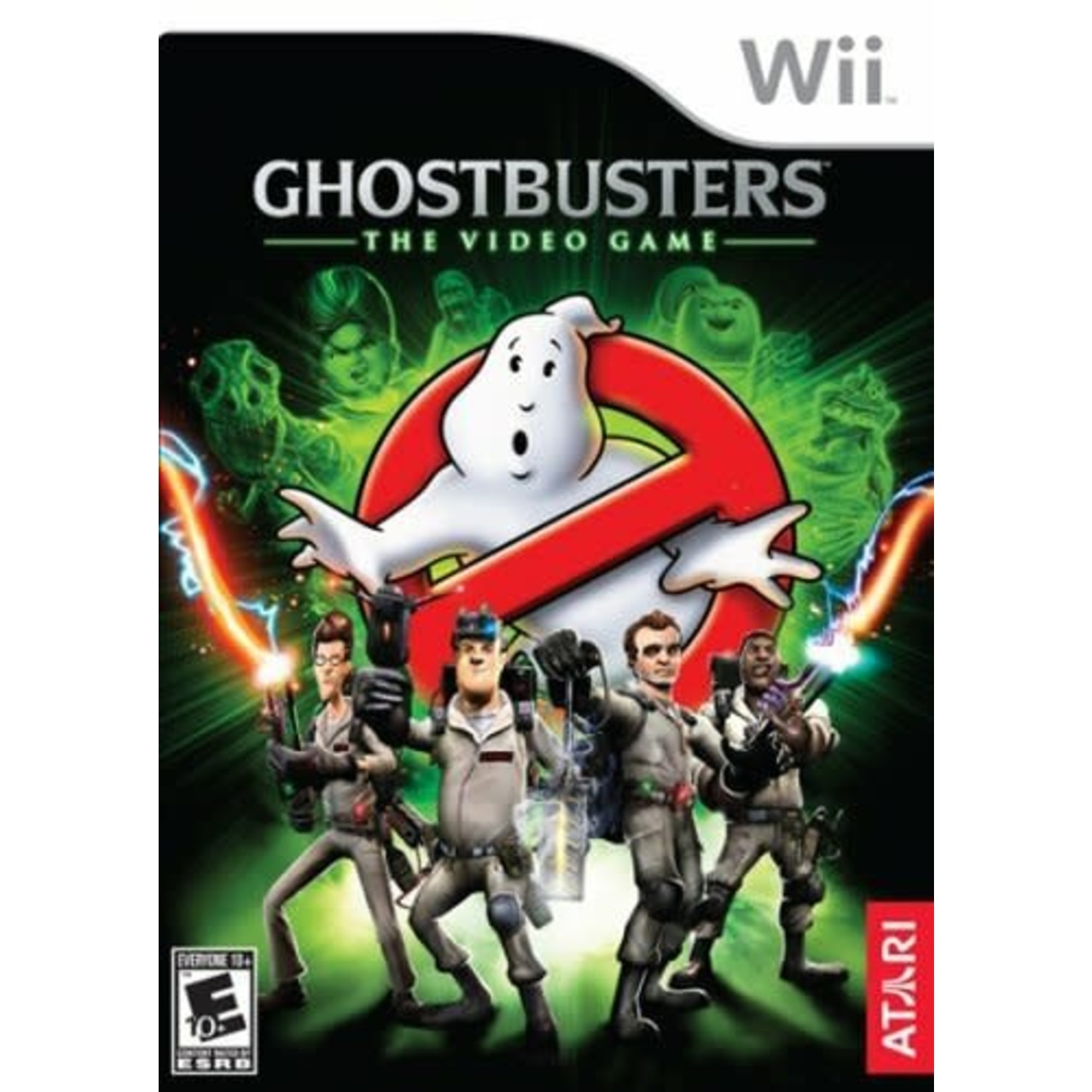 WIIUSD-Ghostbusters: The Video Game