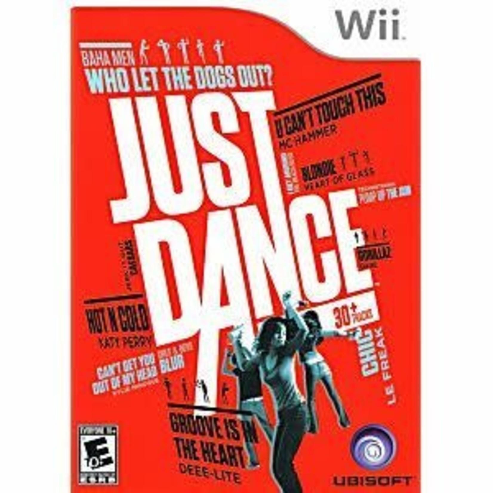 wiiusd-Just Dance