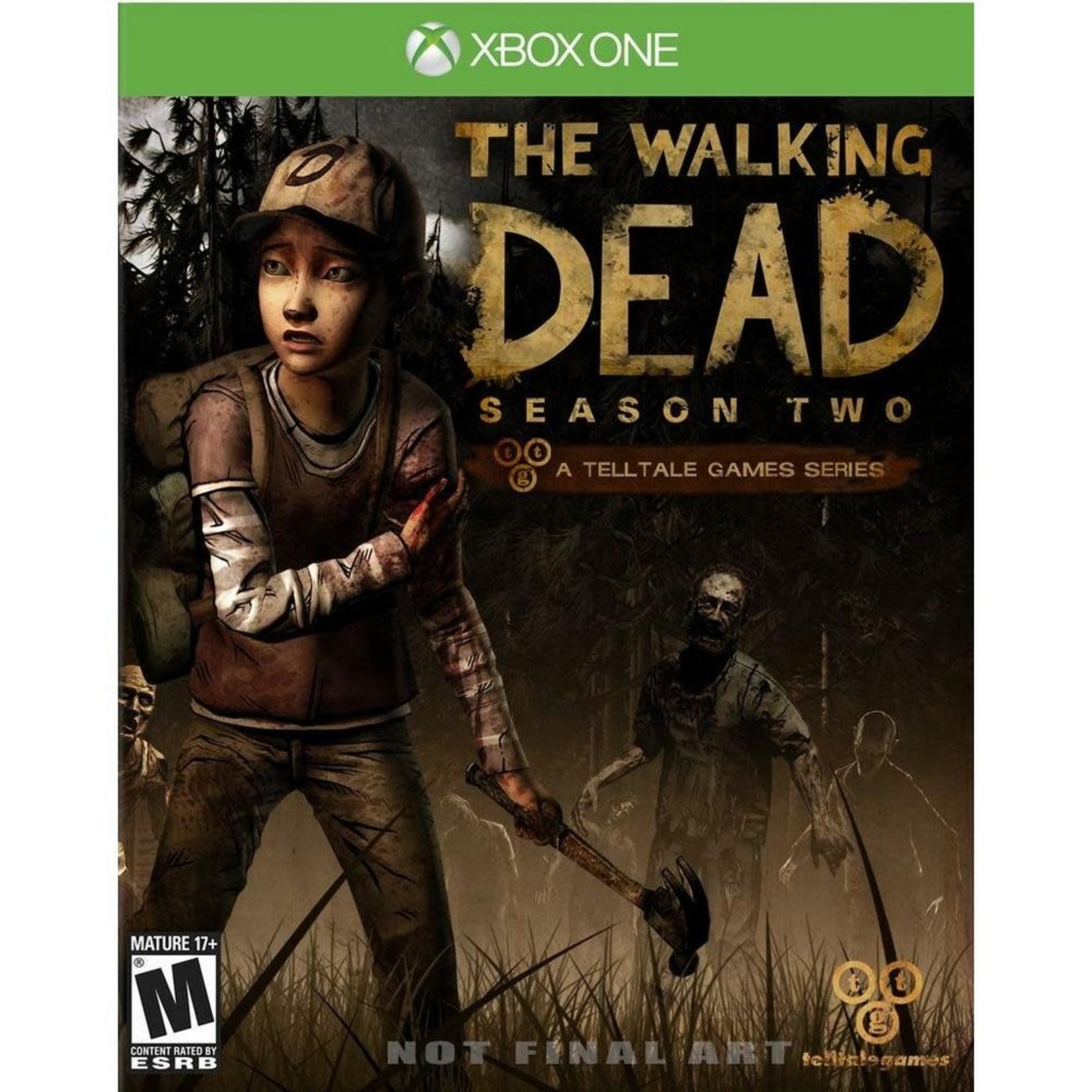 XB1-The Walking Dead: Season 2