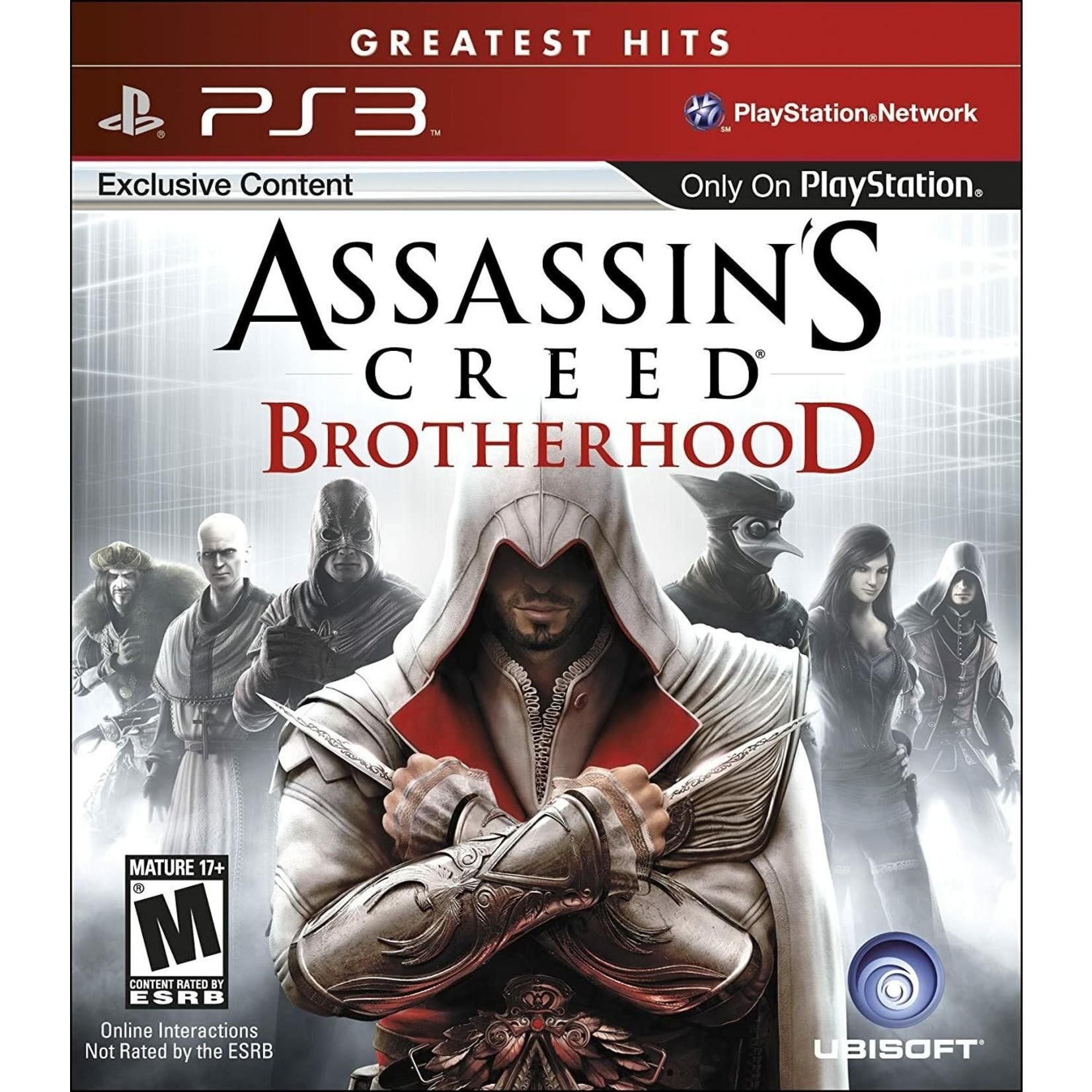 PS3U-Assassin's Creed: Brotherhood