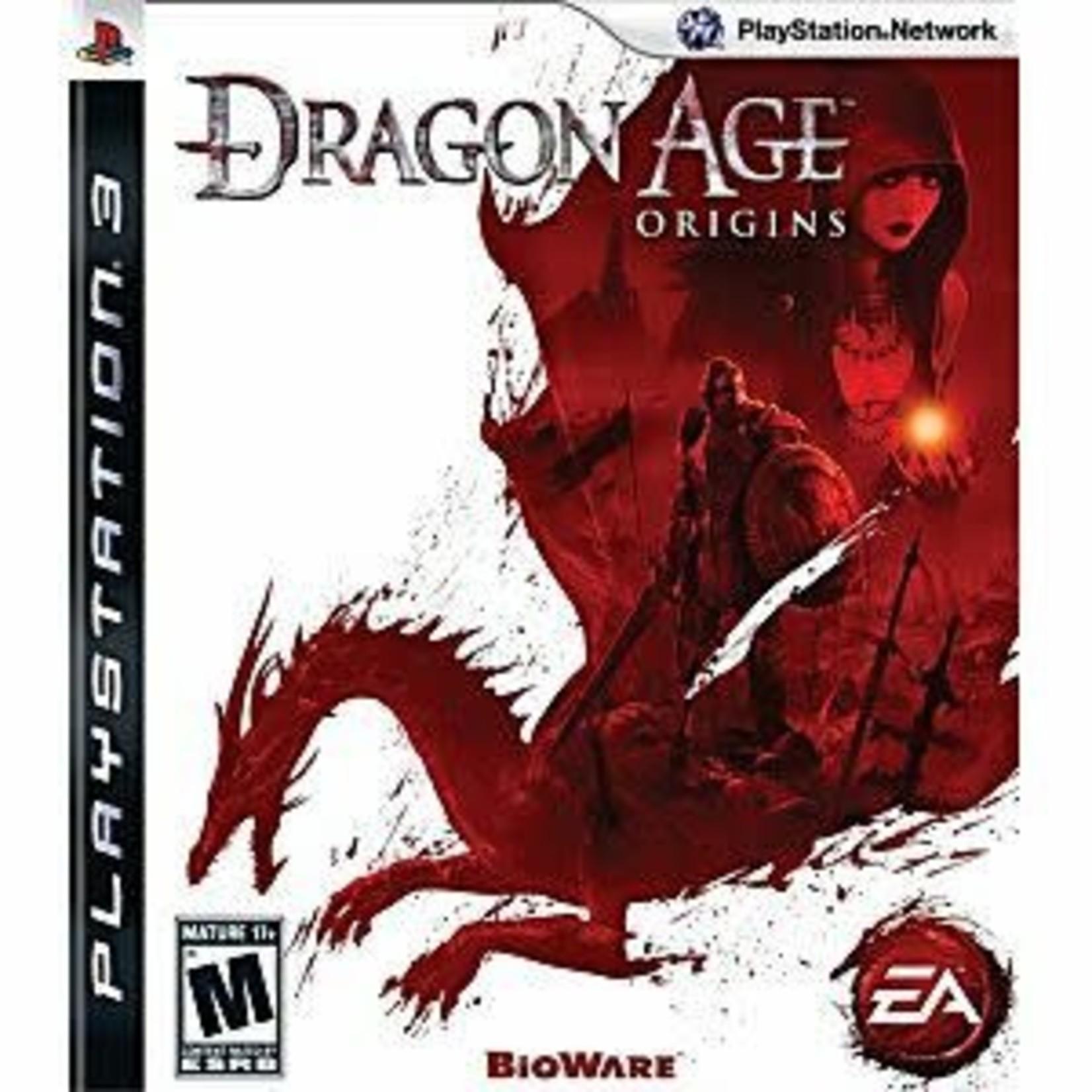 PS3U-Dragon Age: Origins