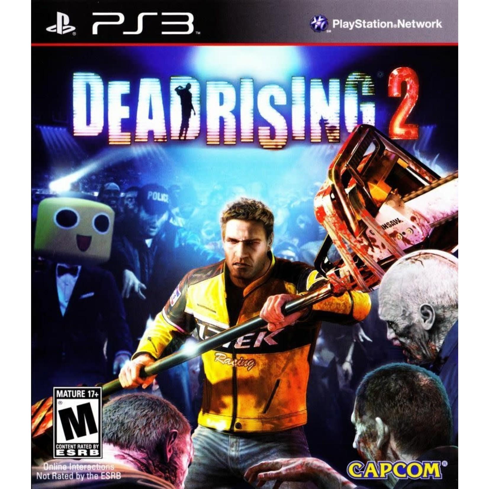 PS3U-Dead Rising 2
