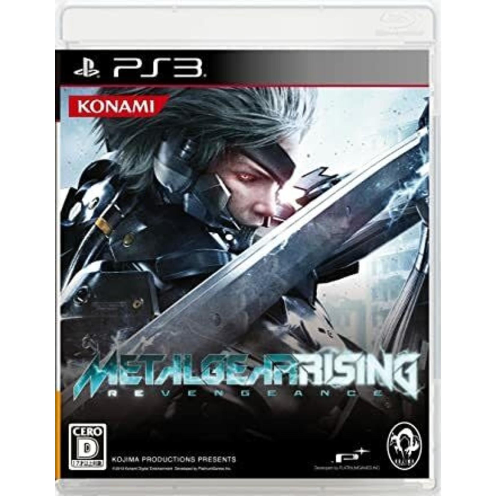 IMPORT-PS3U-Metal Gear Rising: Revengeance