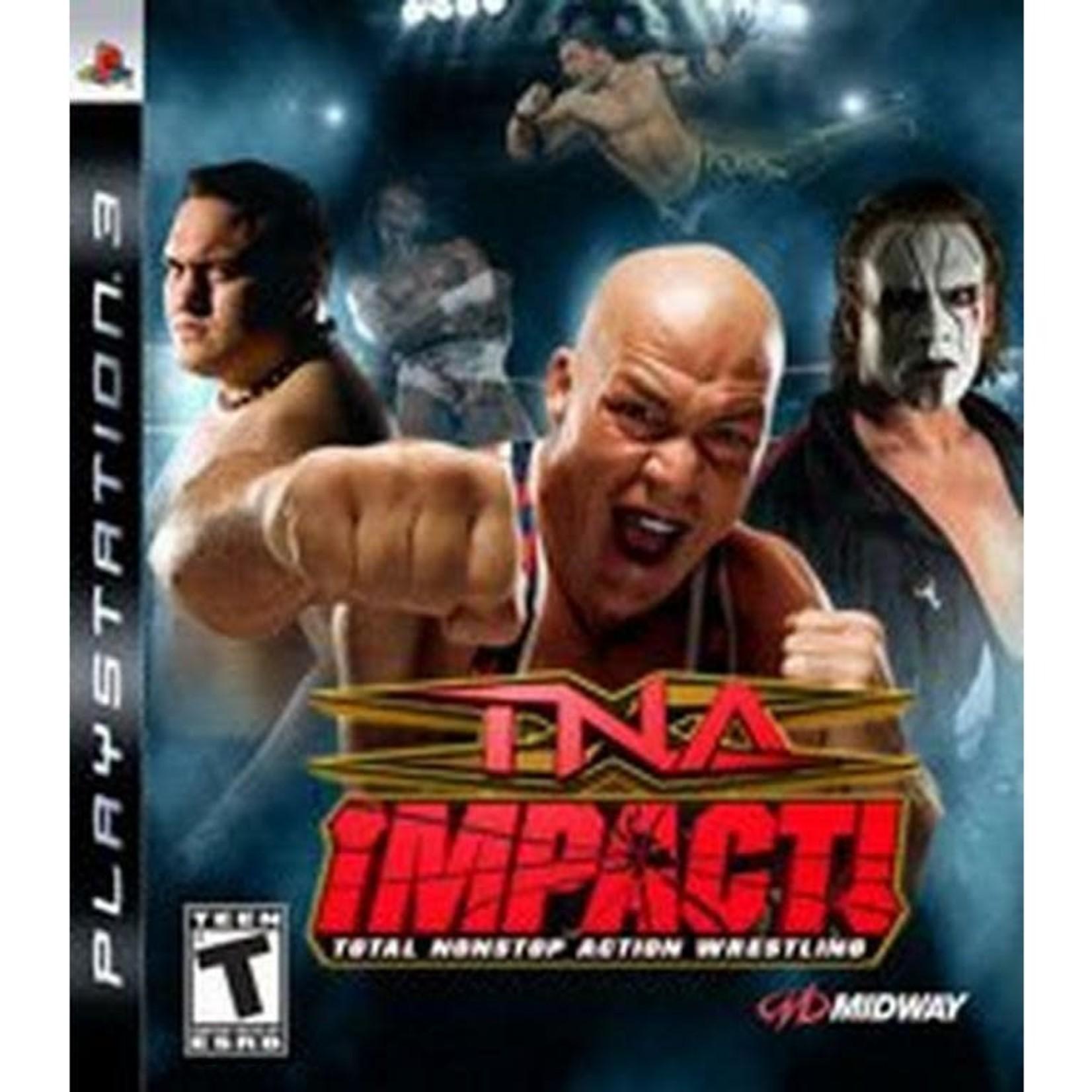 PS3U-TNA Impact