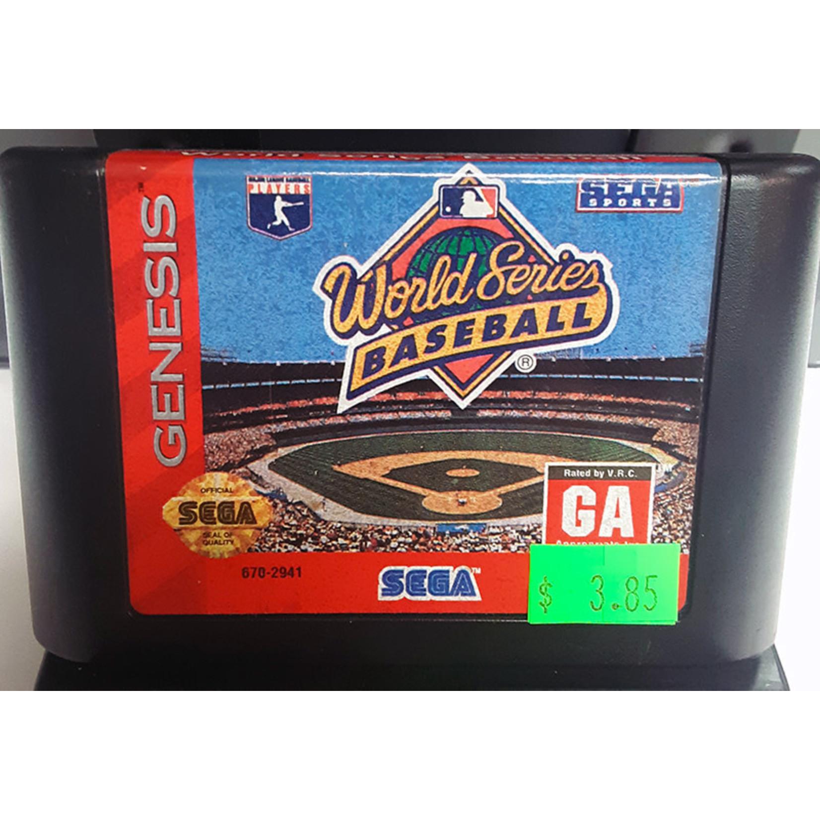 sgu-World Series Baseball (cartridge)