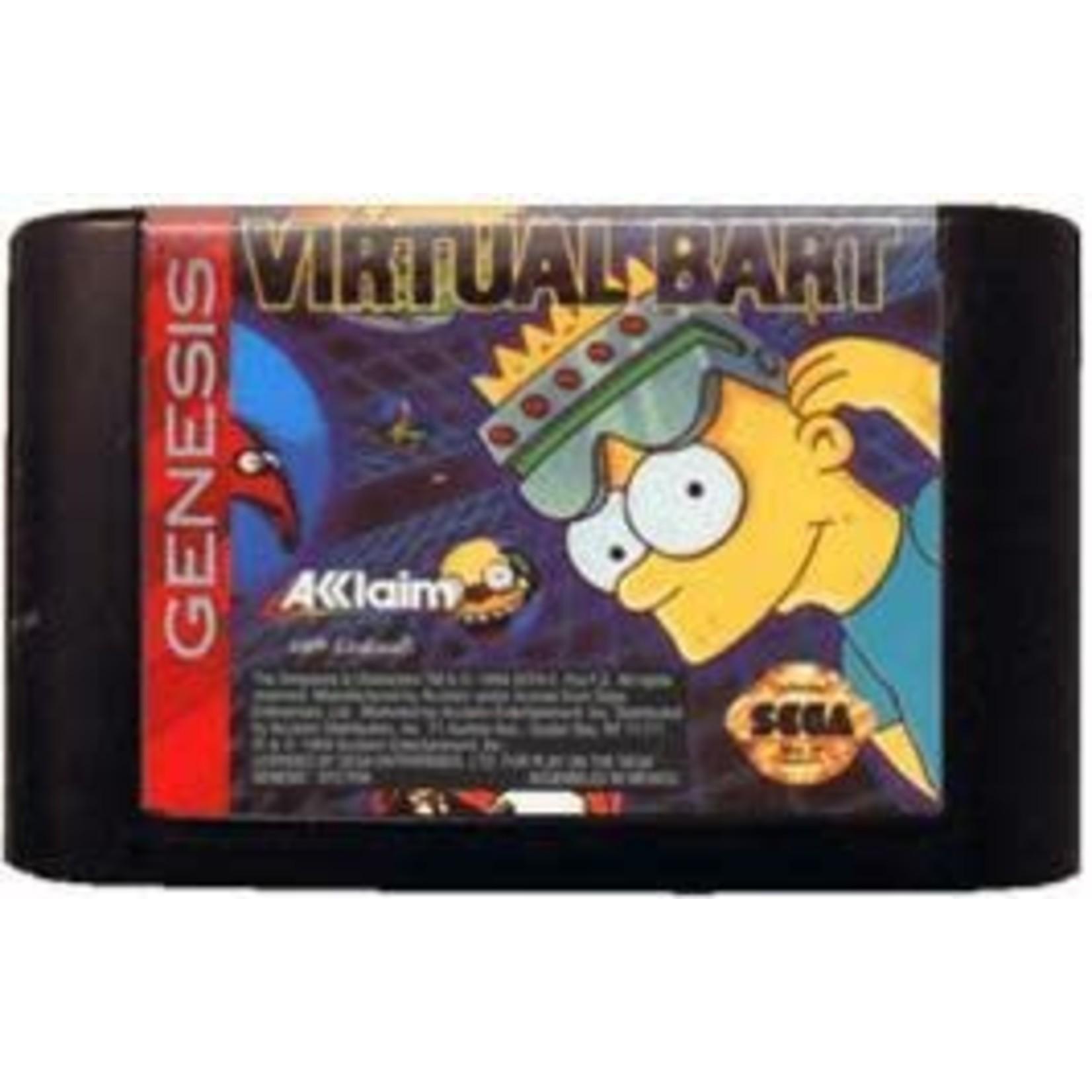 sgu-Virtual Bart (cartridge)