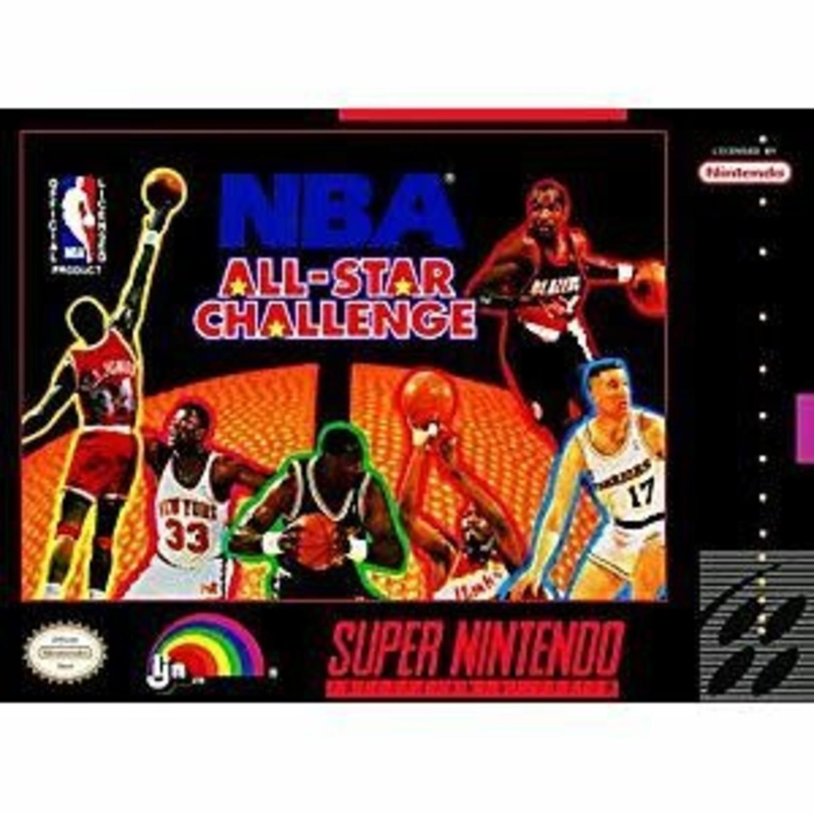 snesu-NBA All-Star Challenge