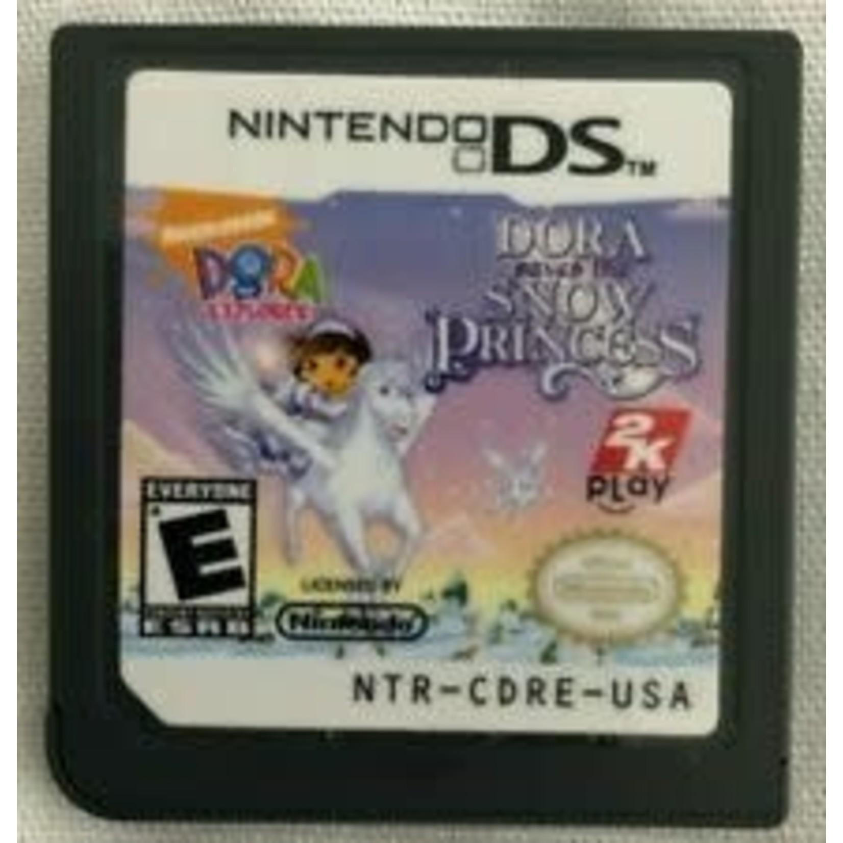 DSU-Dora The Explorer Dora Saves The Snow Princess (Chip Only)