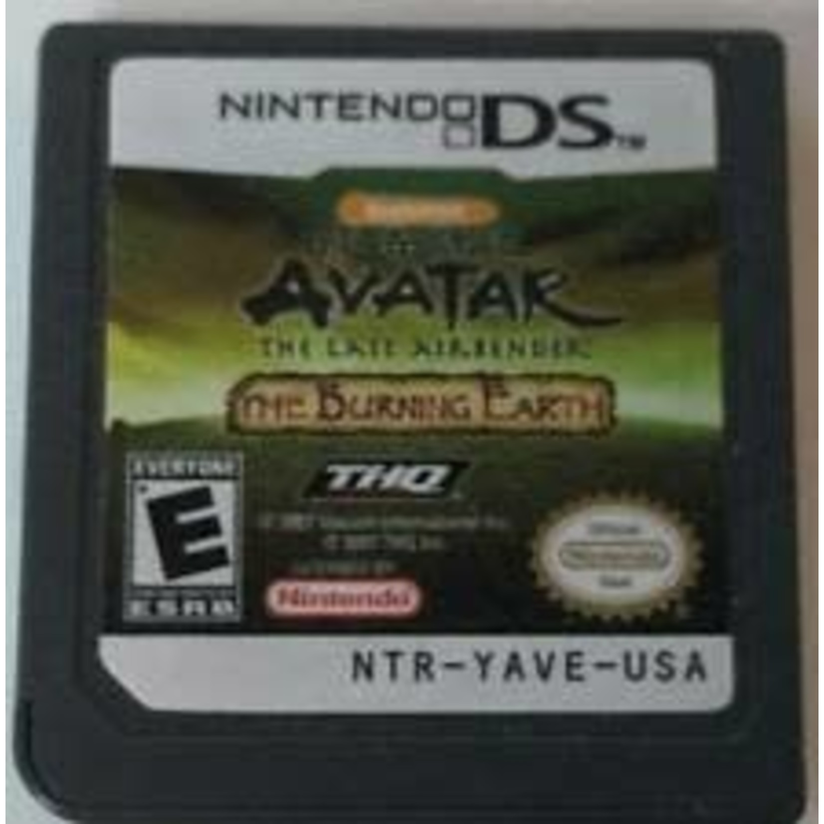 DSU-Avatar The Burning Earth (Chip Only)