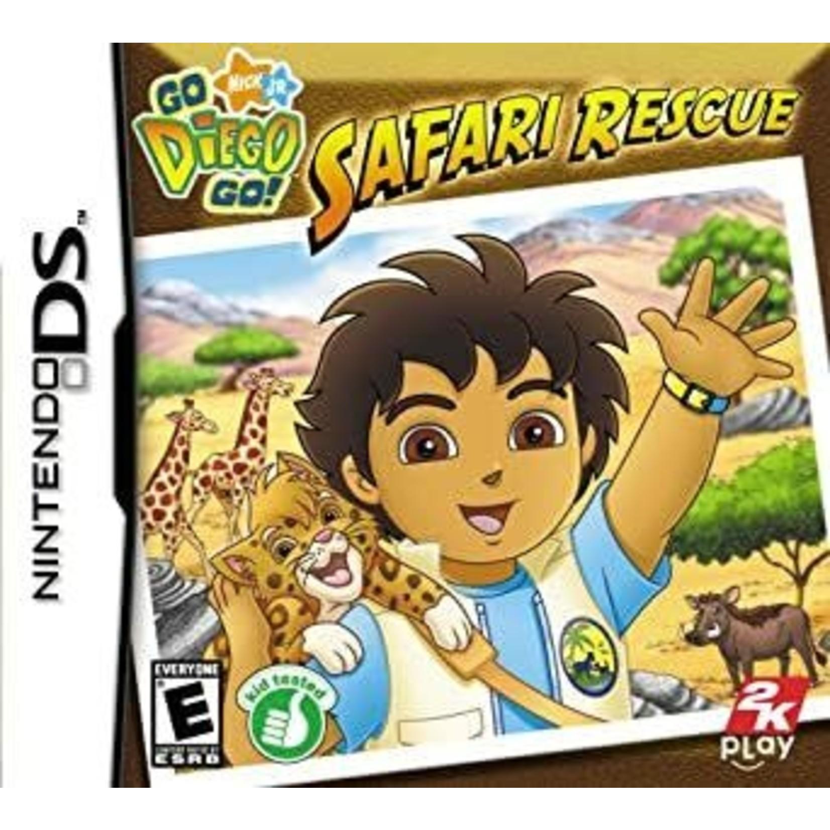 DSU-Go, Diego, Go: Safari Rescue