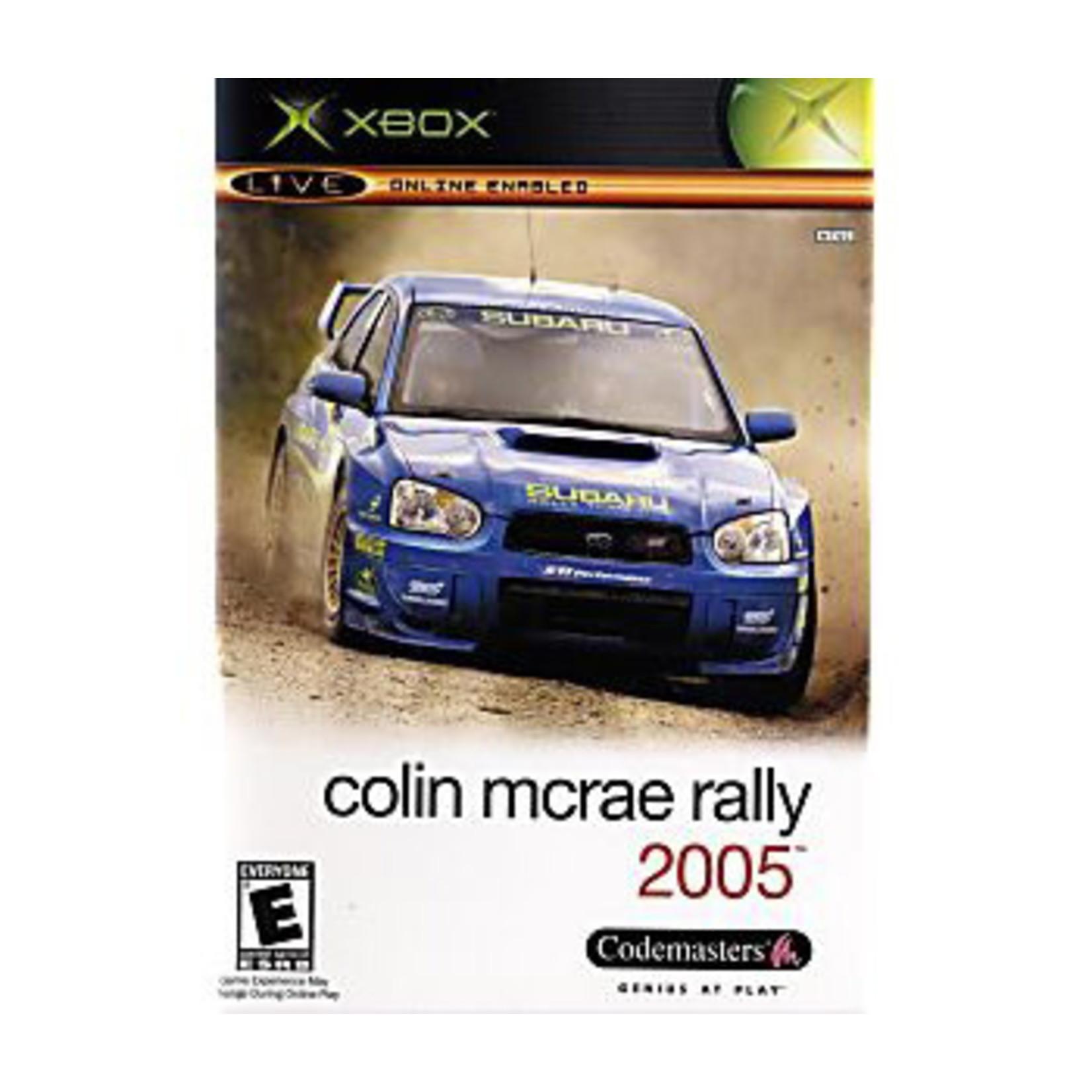 XBU-COLIN MCRAE RALLY 2005