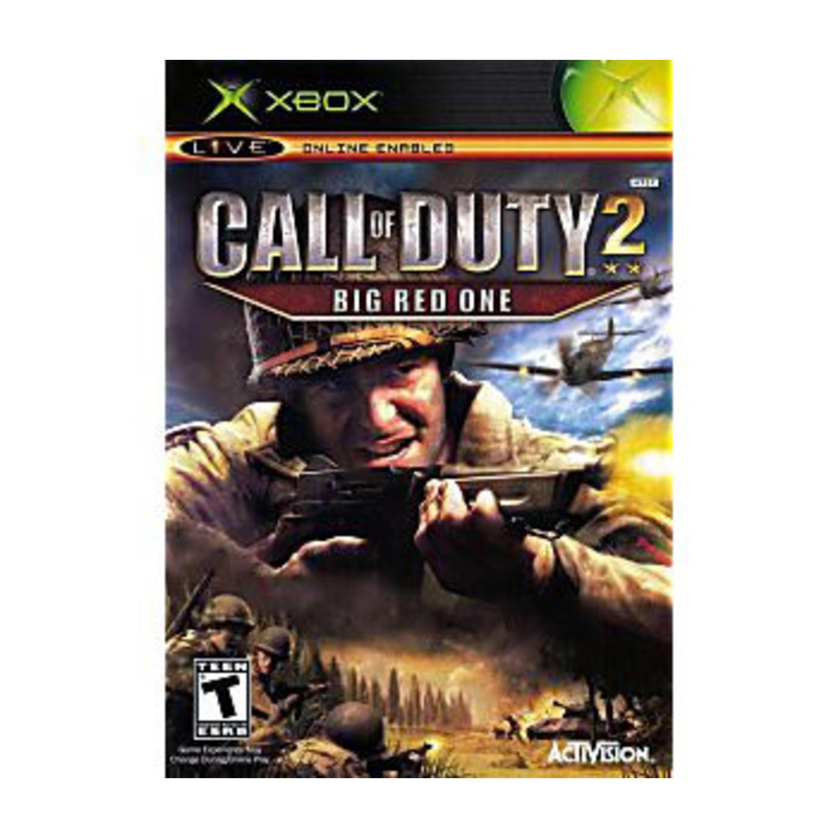 xbu-Call of Duty 2 Big Red One