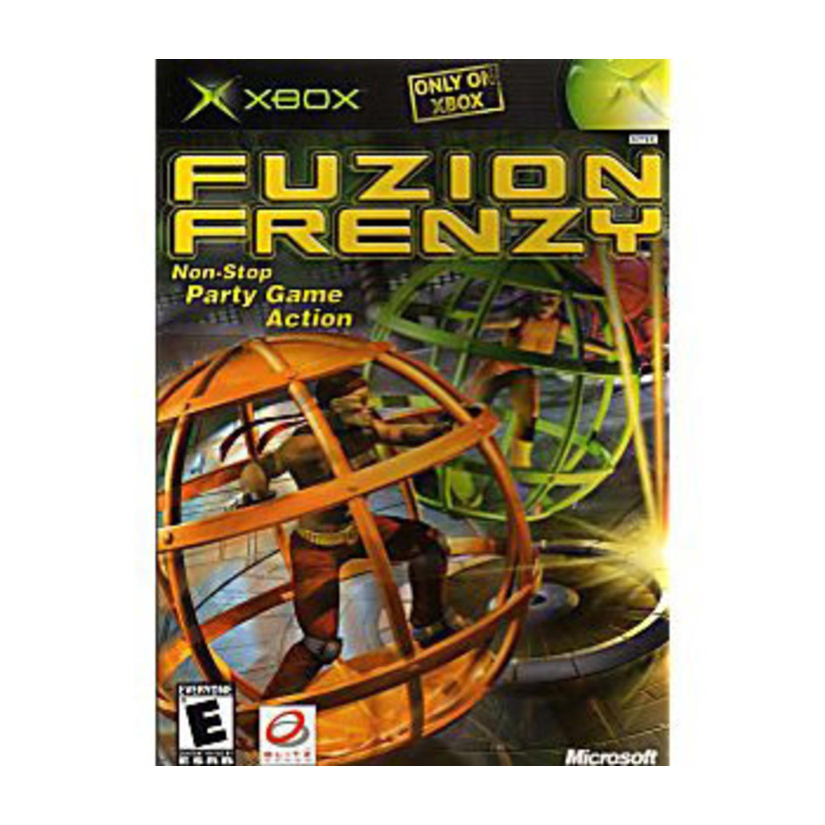 XBU-FUZION FRENZY