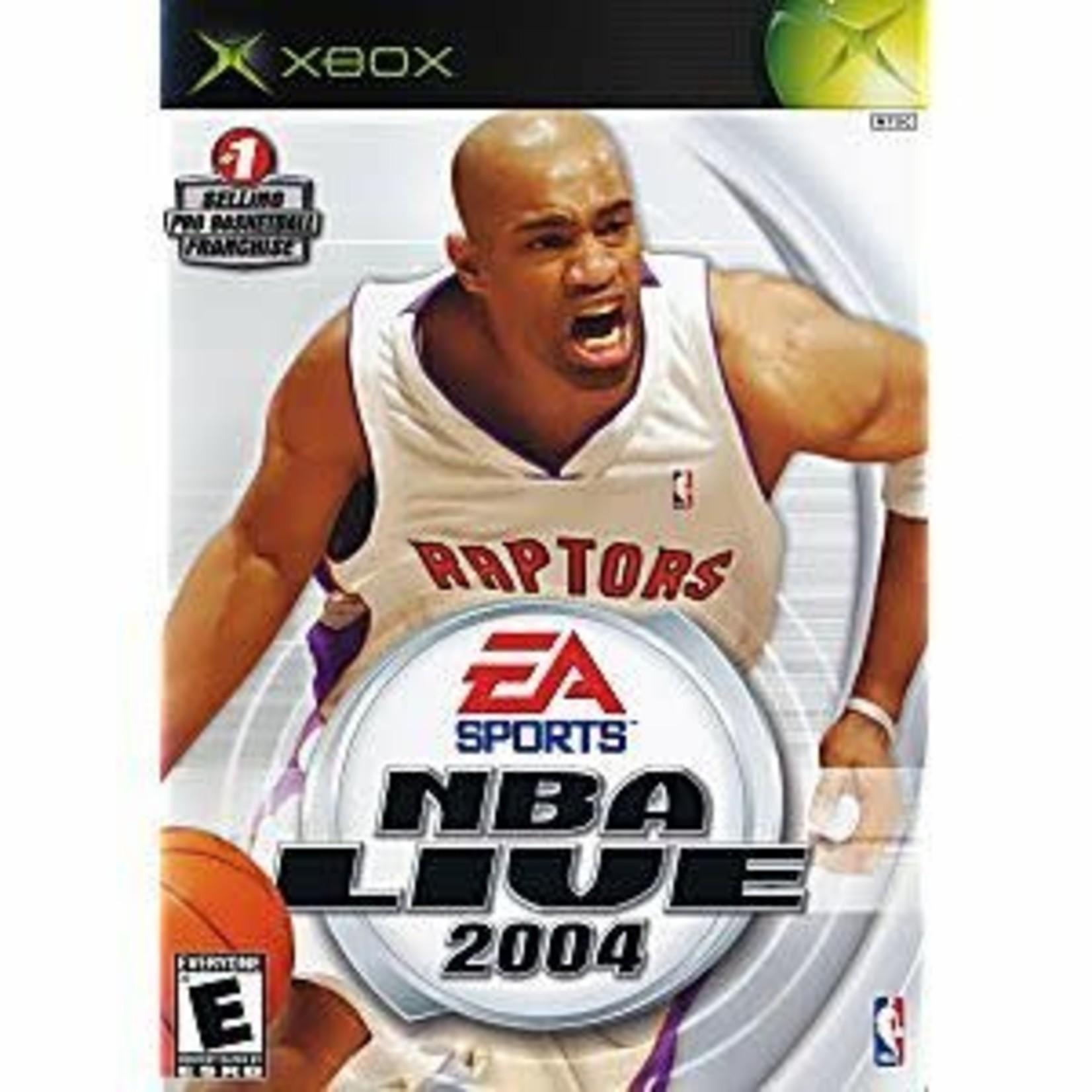 XBU-NBA Live 2004