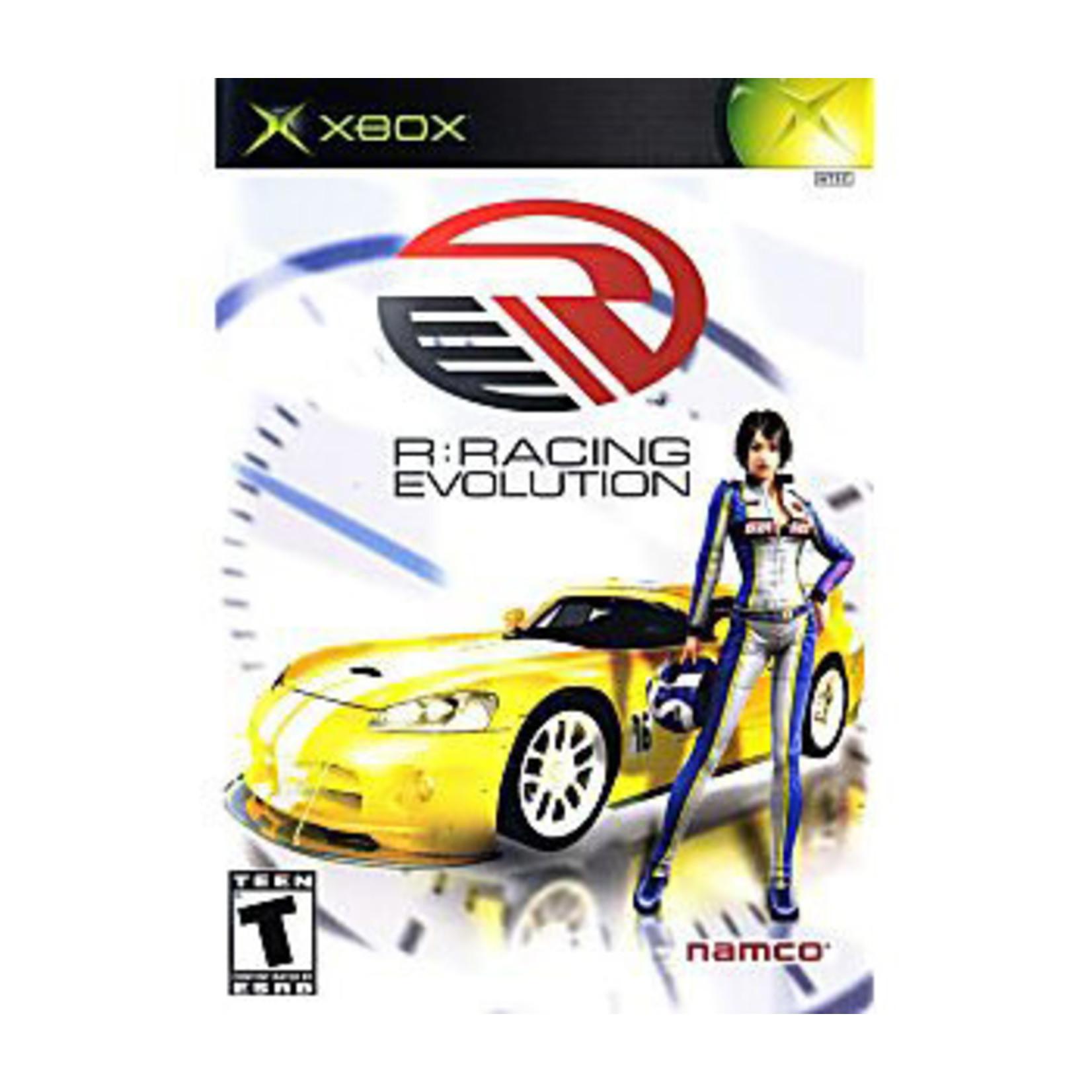 XBU-R: RACING EVOLUTION