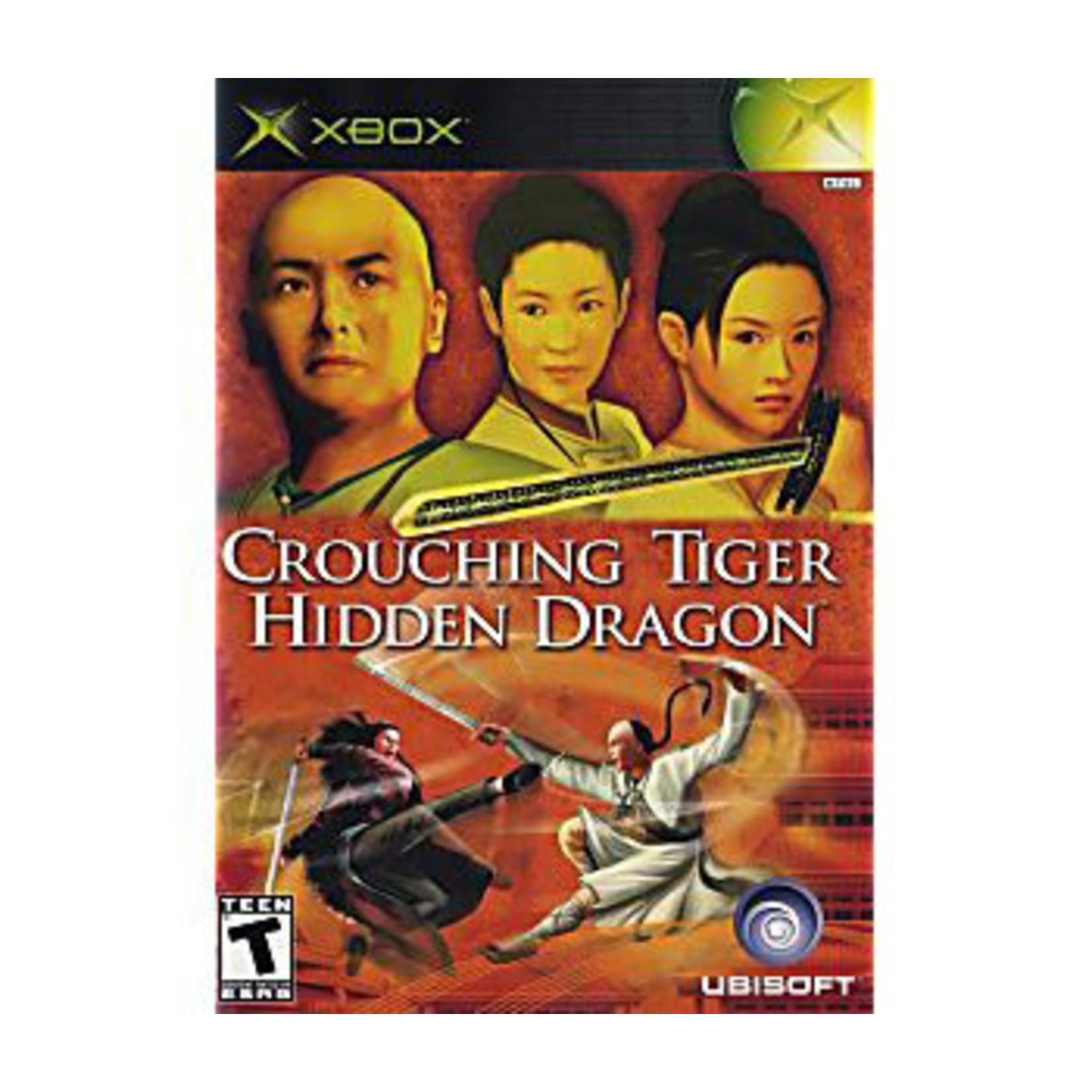 XBU-CROUCHING TIGER HIDDEN DRAGON