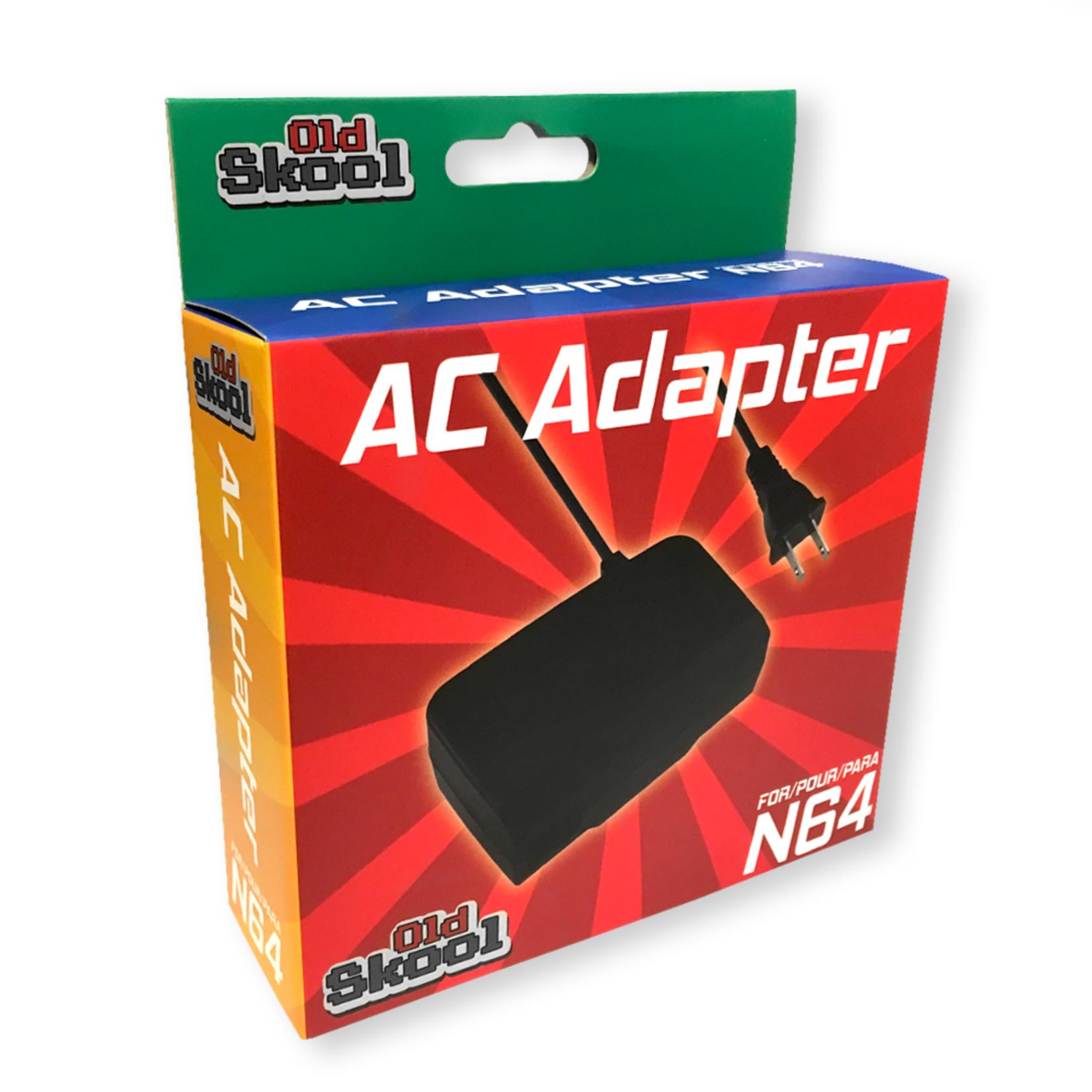 Old Skool N64 AC Adapter