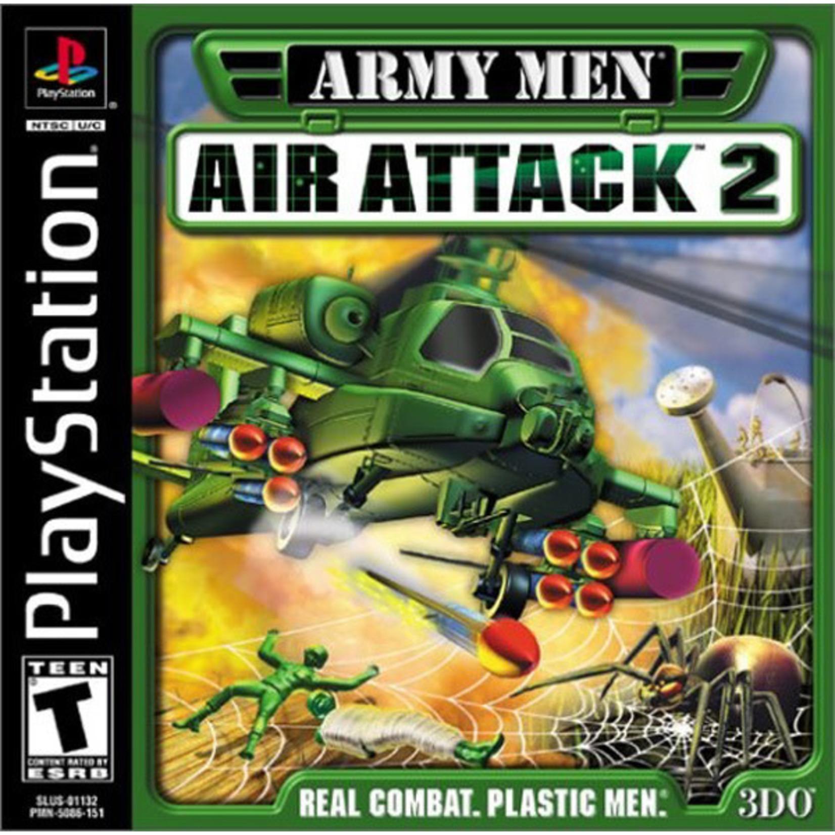 ps1u-Army Men Air Attack 2