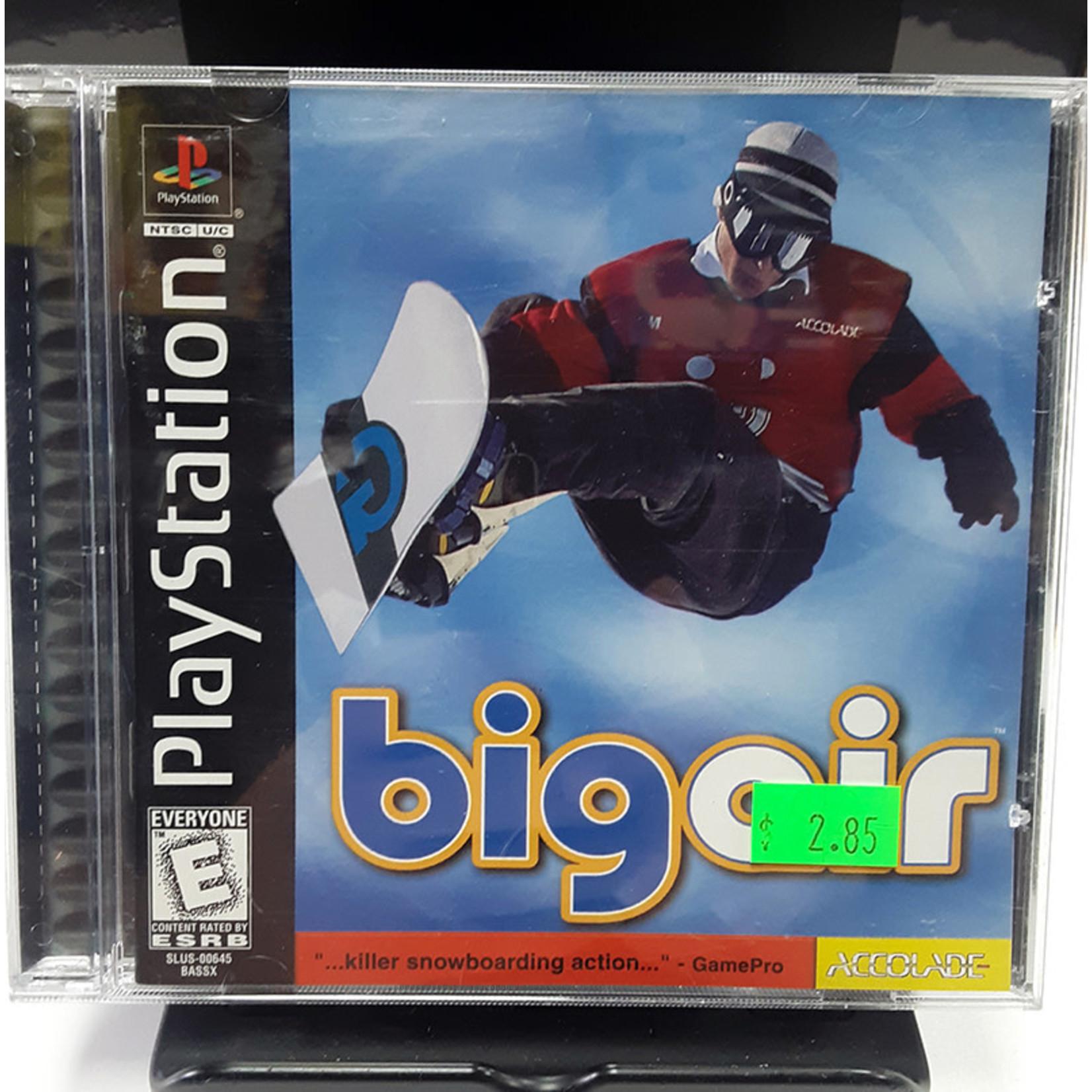 ps1u-Big Air
