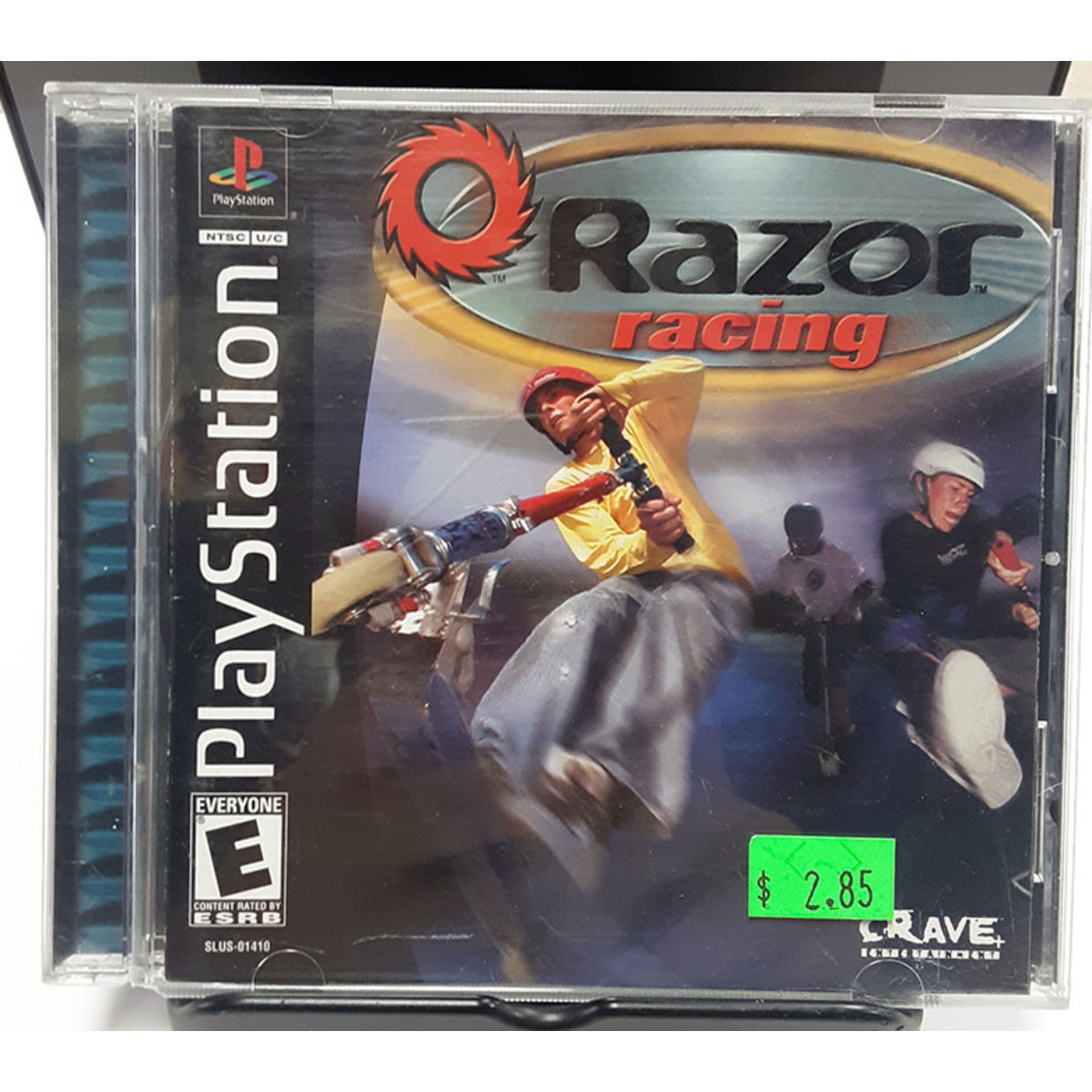 ps1u-razor racing