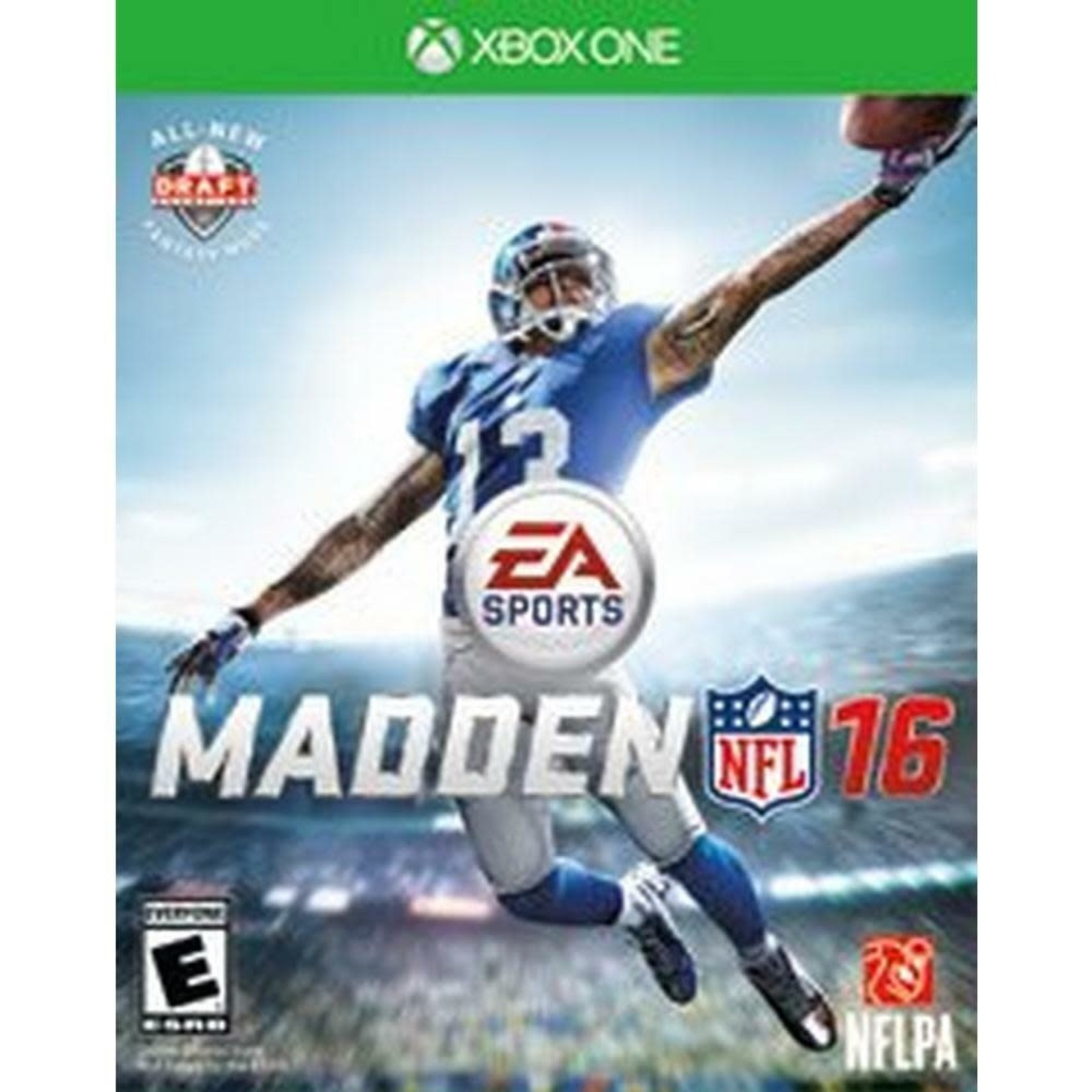XB1U-Madden NFL 16
